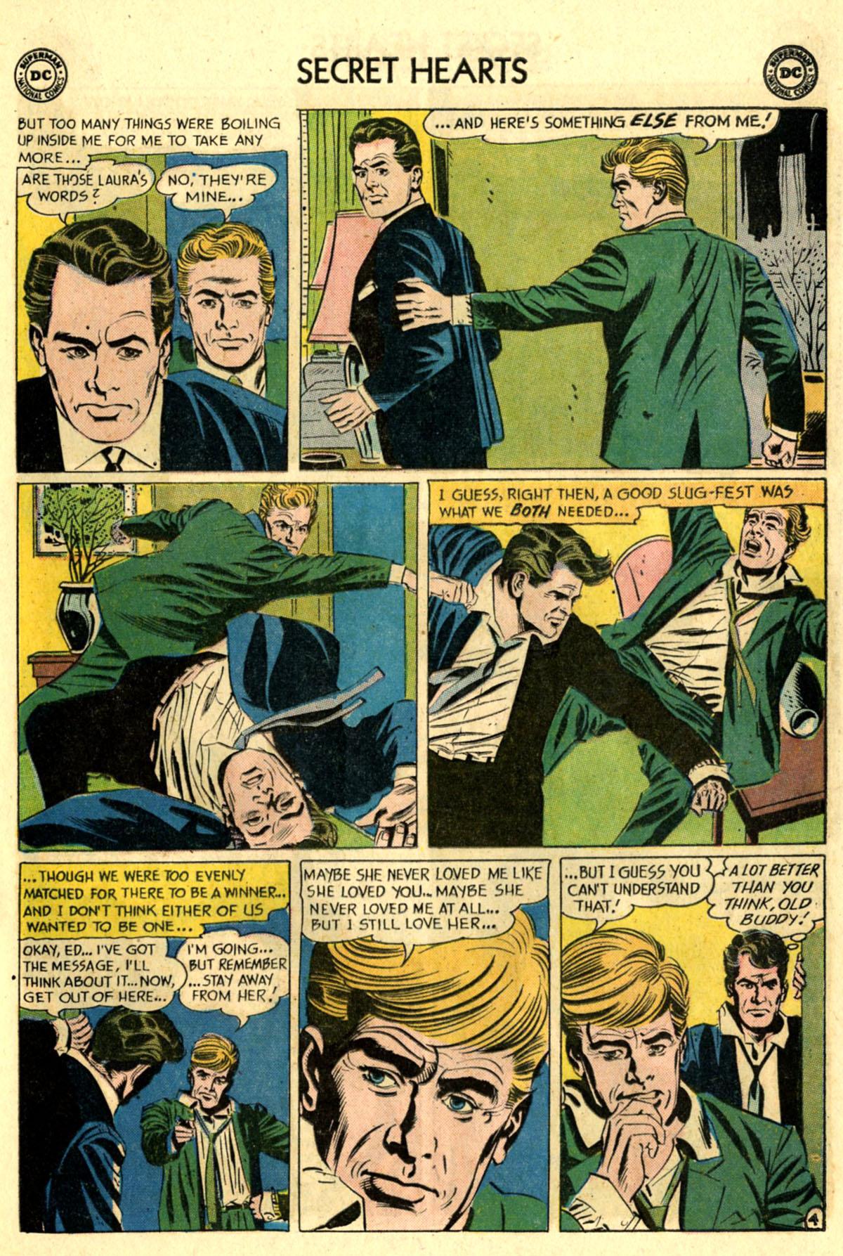 Read online Secret Hearts comic -  Issue #83 - 13