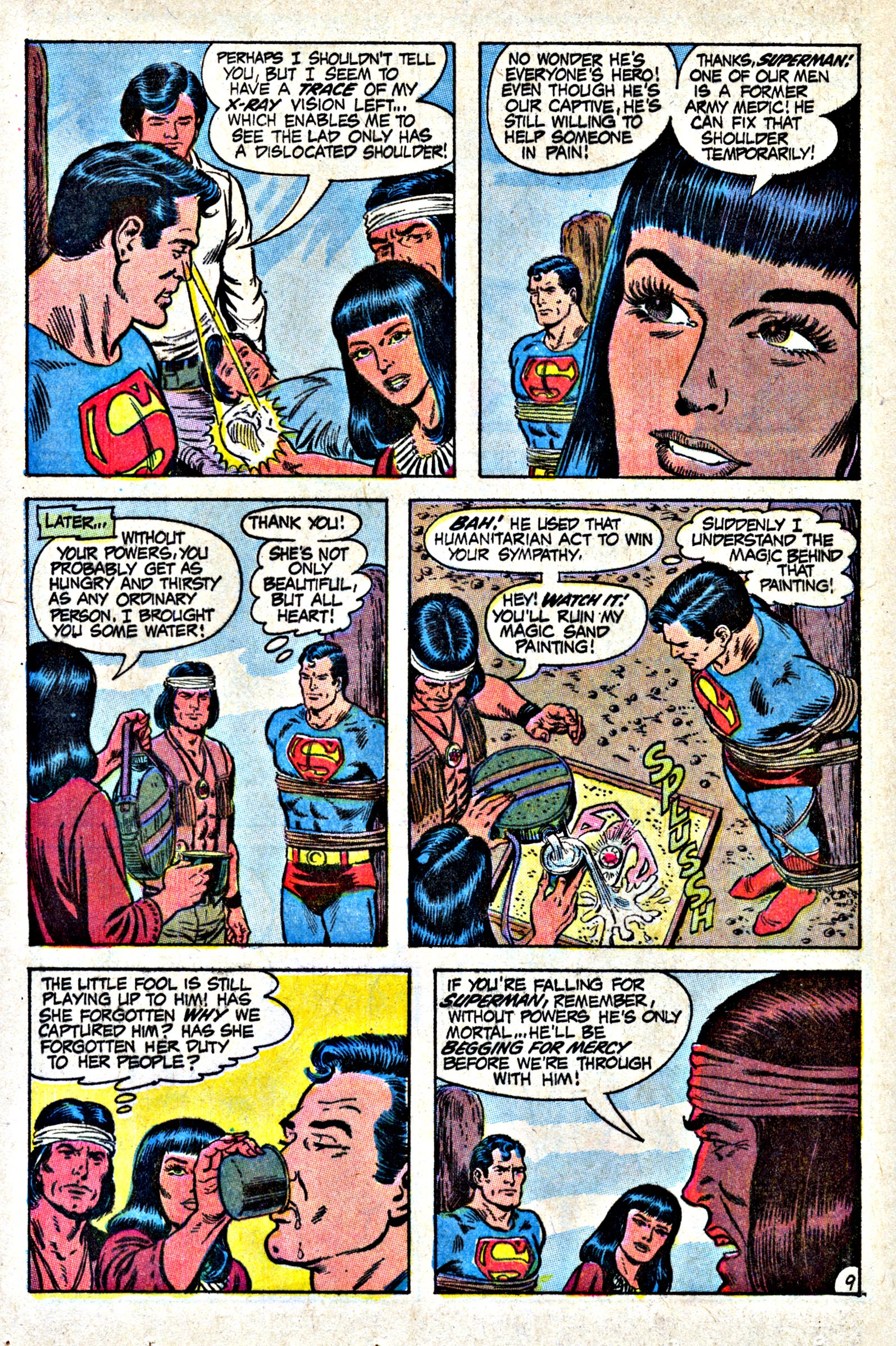 Read online Action Comics (1938) comic -  Issue #402 - 12