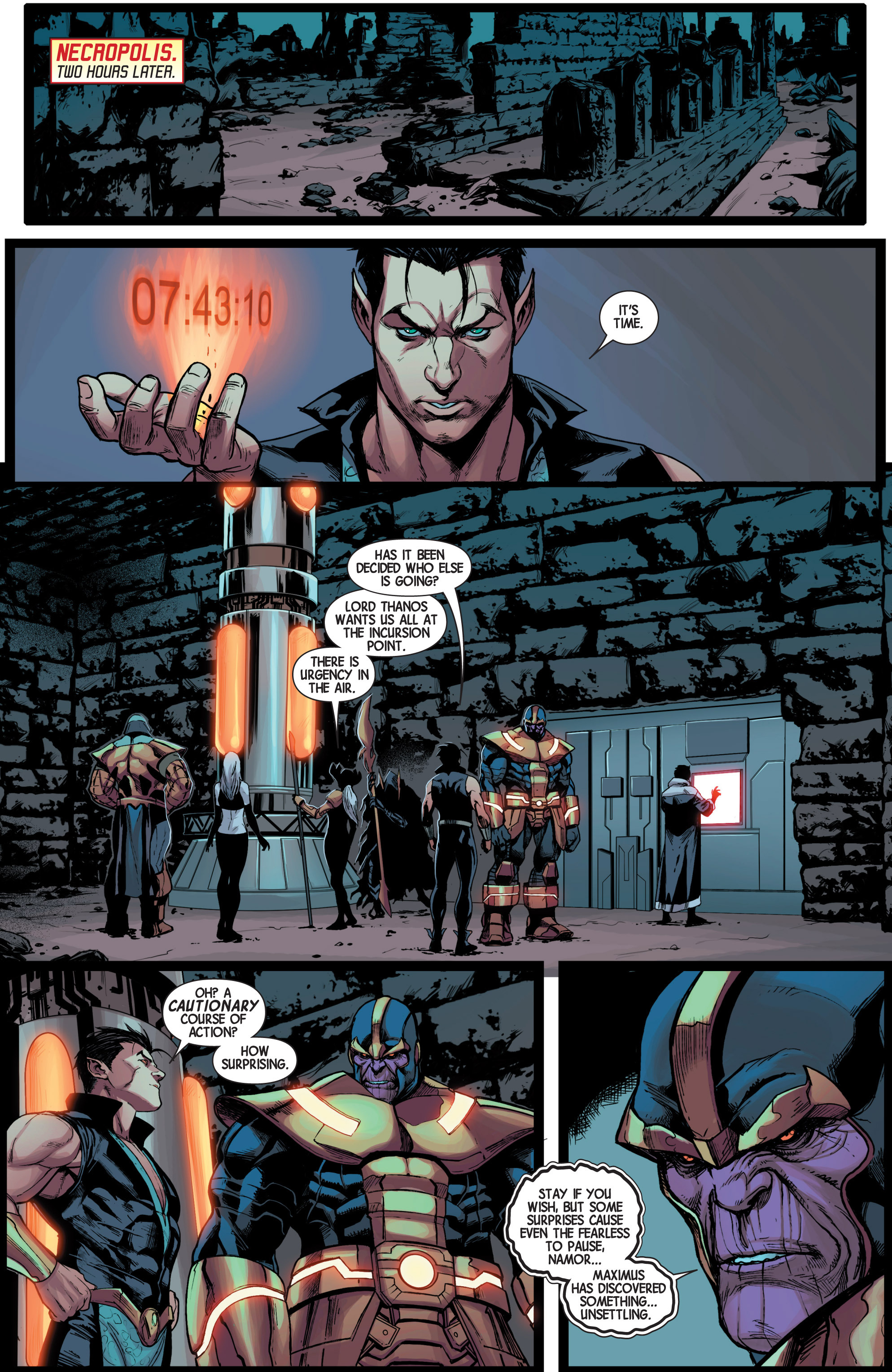Read online Avengers (2013) comic -  Issue #40 - 12