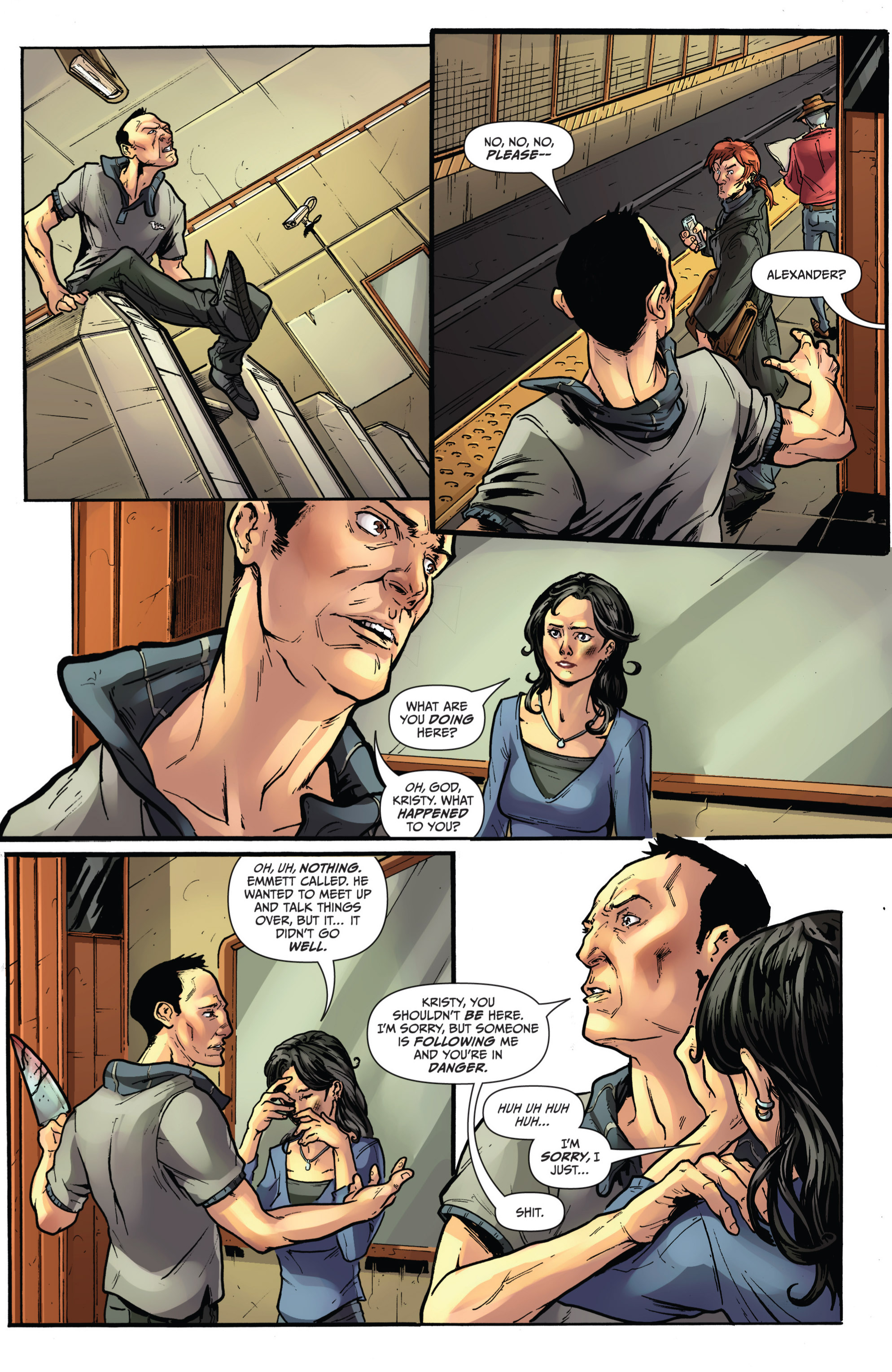 Read online Grimm Fairy Tales presents Grimm Universe comic -  Issue # TPB - 84