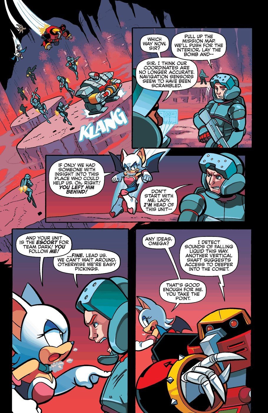 Read online Sonic Universe comic -  Issue #60 - 8