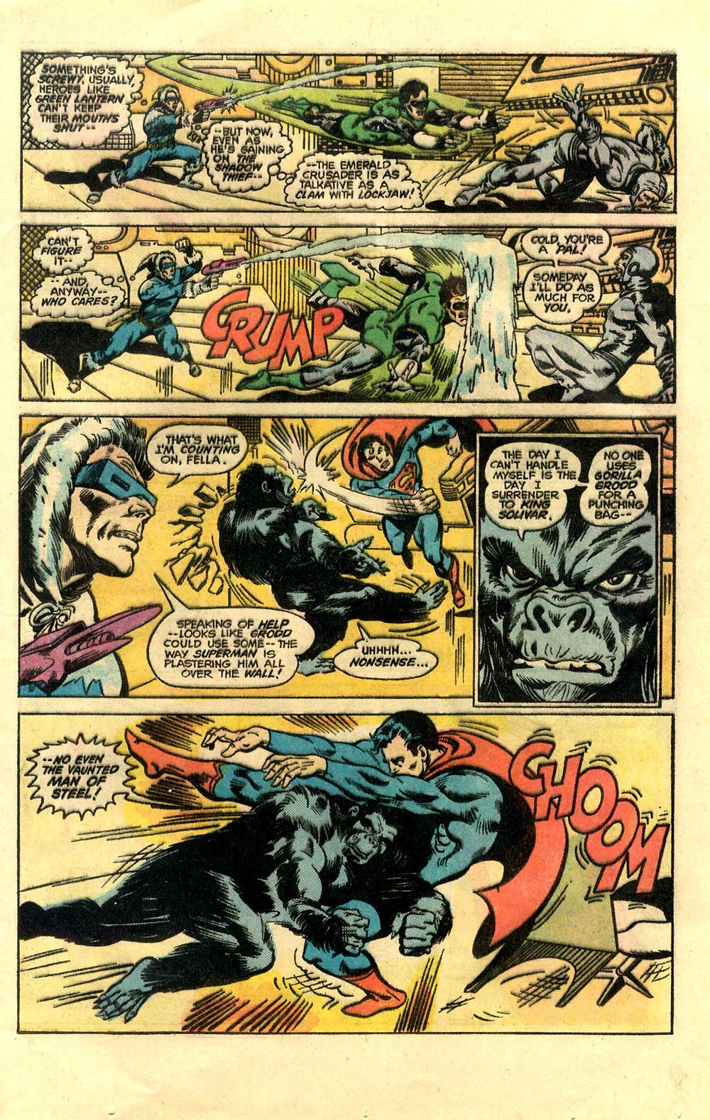 Read online Secret Society of Super-Villains comic -  Issue #1 - 11