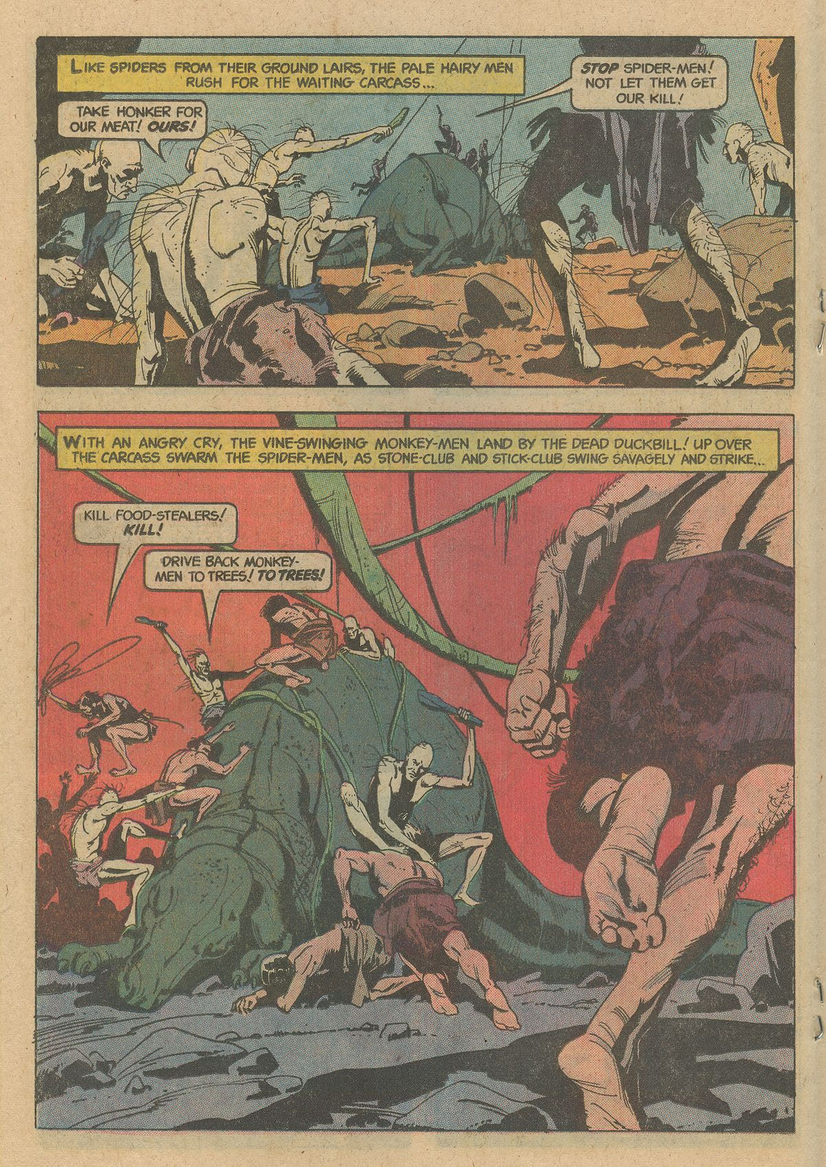 Read online Turok, Son of Stone comic -  Issue #128 - 18