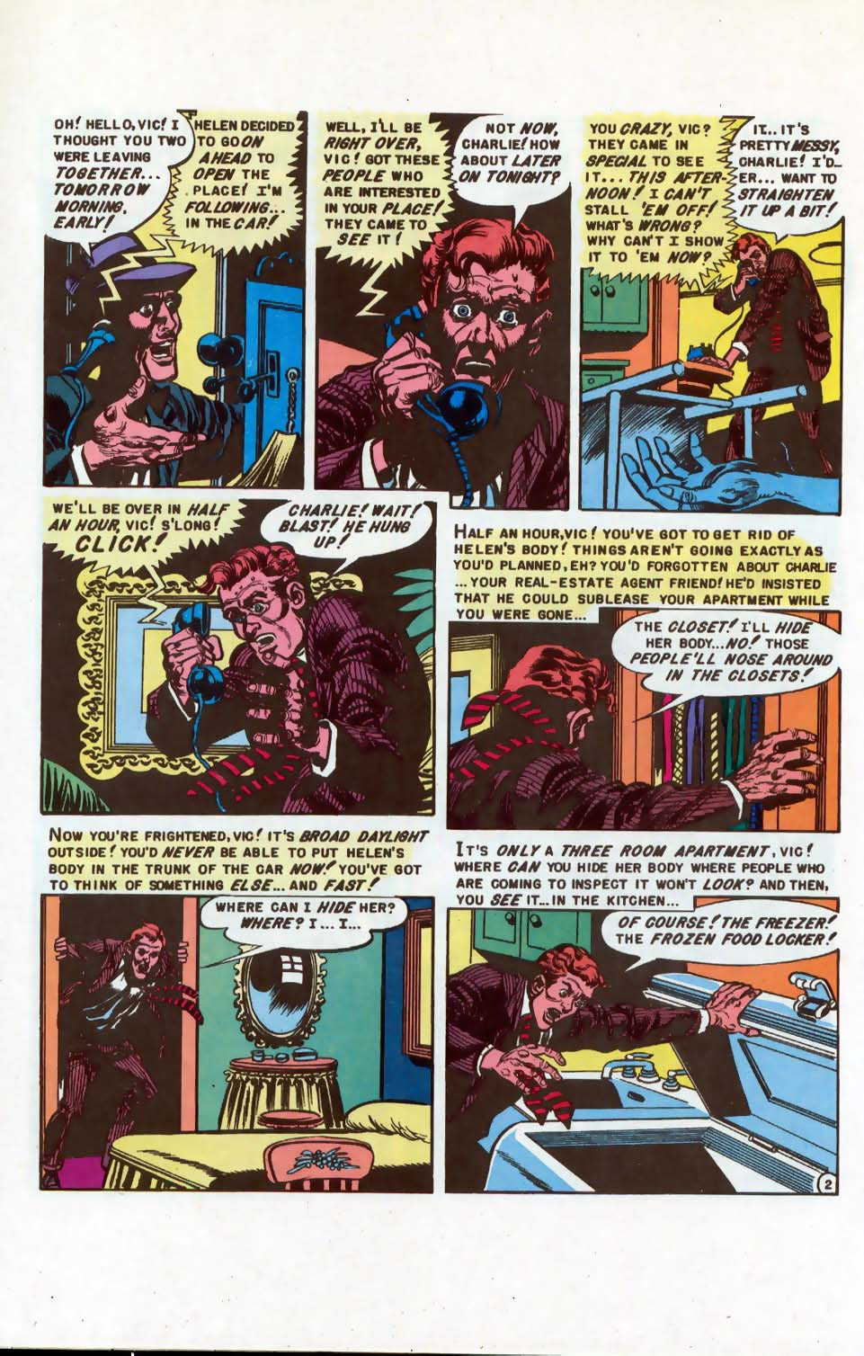 Read online Shock SuspenStories comic -  Issue #5 - 24
