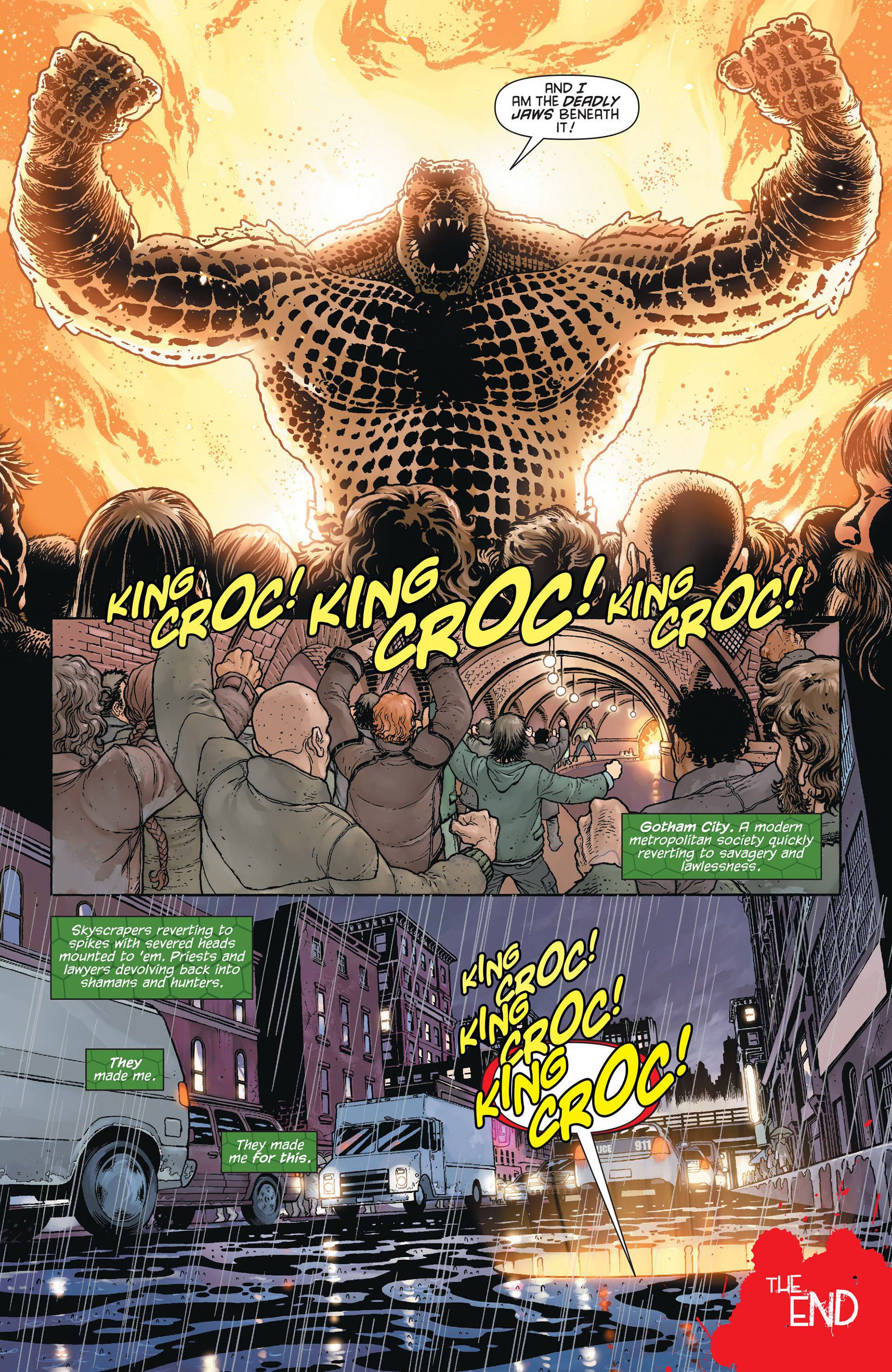 Read online Batman and Robin (2011) comic -  Issue #23.4 - 21