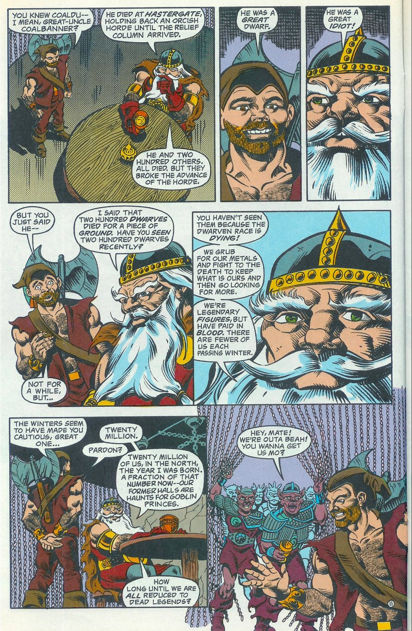 Read online Advanced Dungeons & Dragons comic -  Issue #Advanced Dungeons & Dragons _Annual - 12