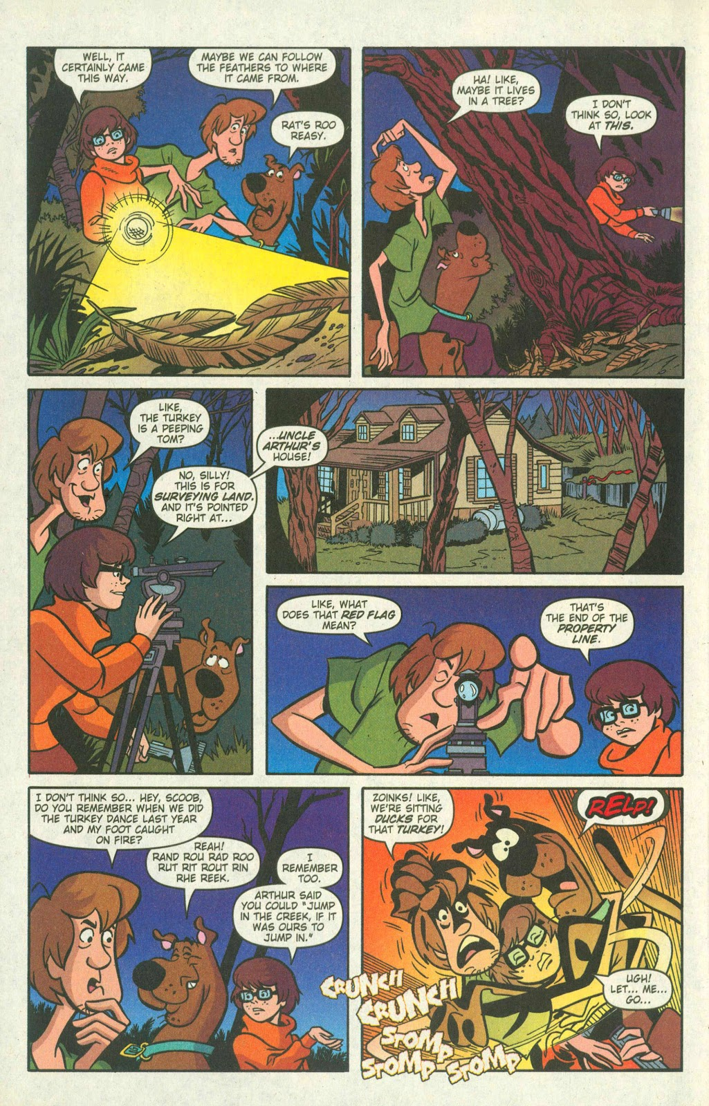 Read online Scooby-Doo (1997) comic -  Issue #114 - 10