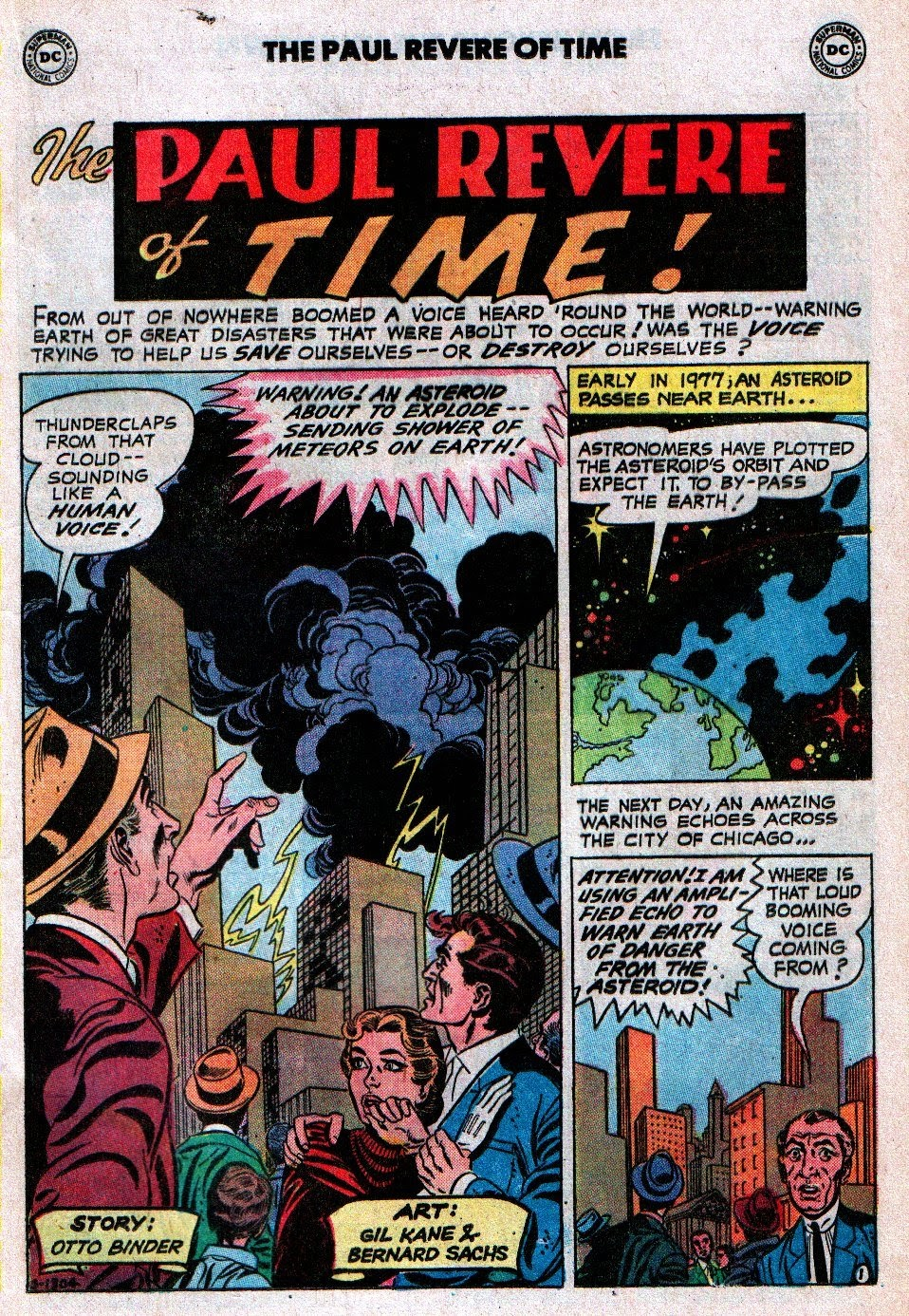 From Beyond the Unknown (1969) issue 19 - Page 13