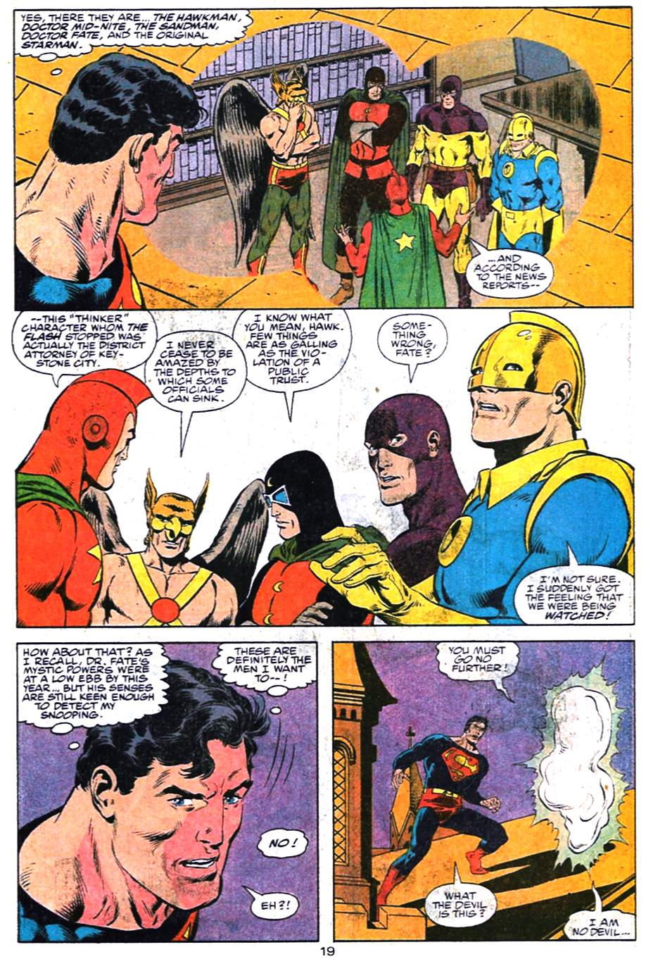 Action Comics (1938) 663 Page 19