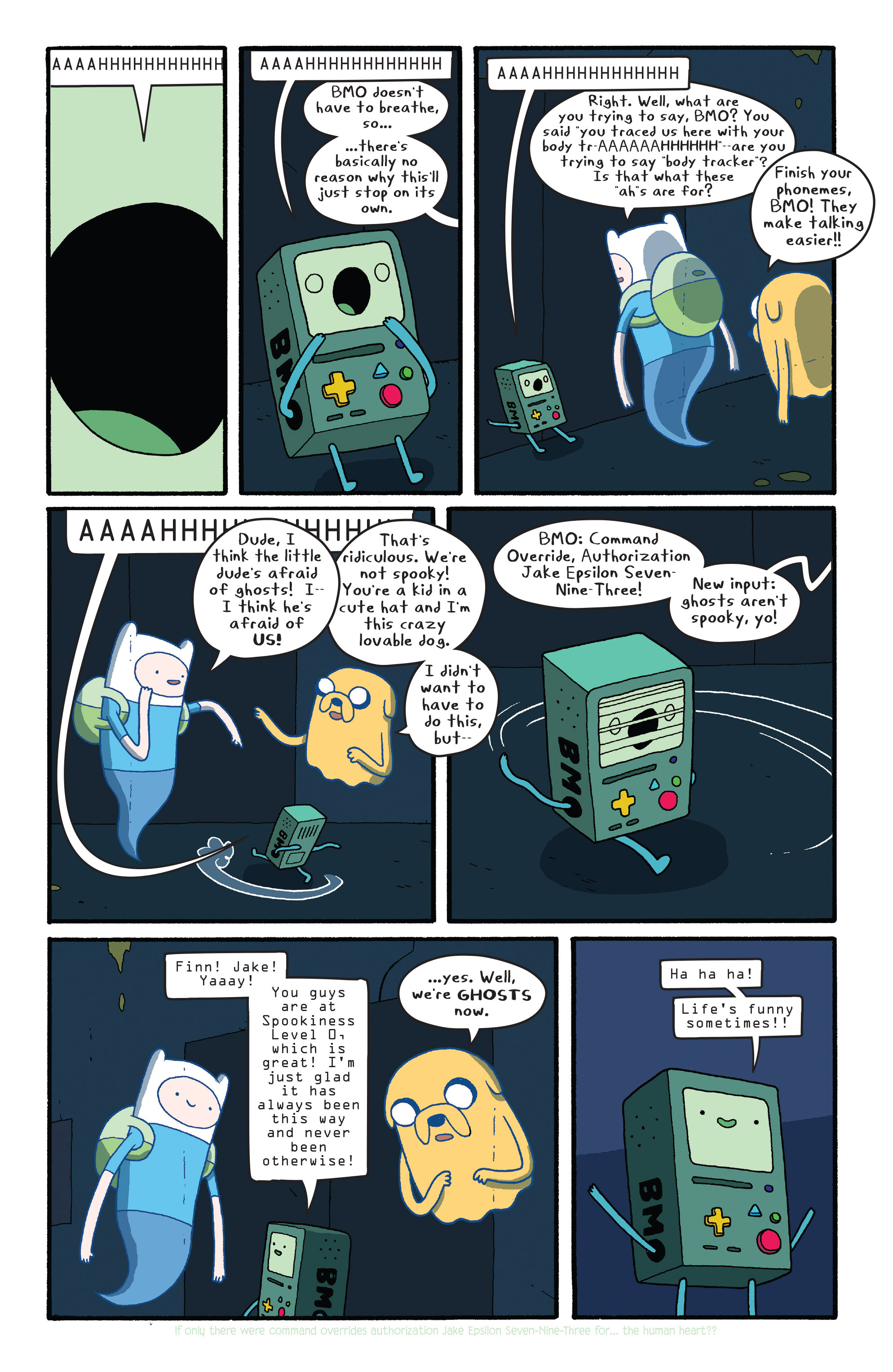 Read online Adventure Time comic -  Issue #Adventure Time _TPB 6 - 51