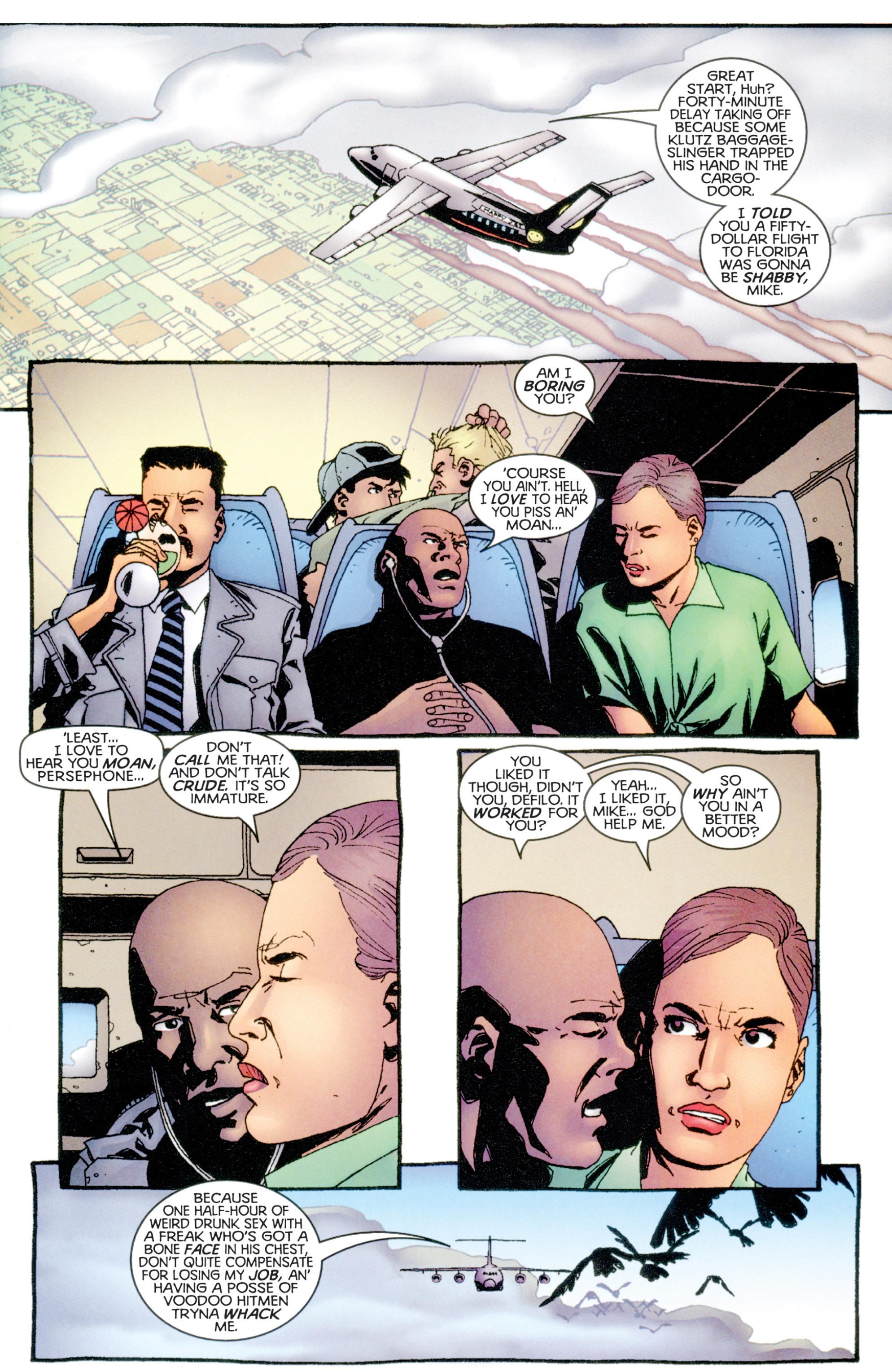 Read online Shadowman (1997) comic -  Issue #11 - 6