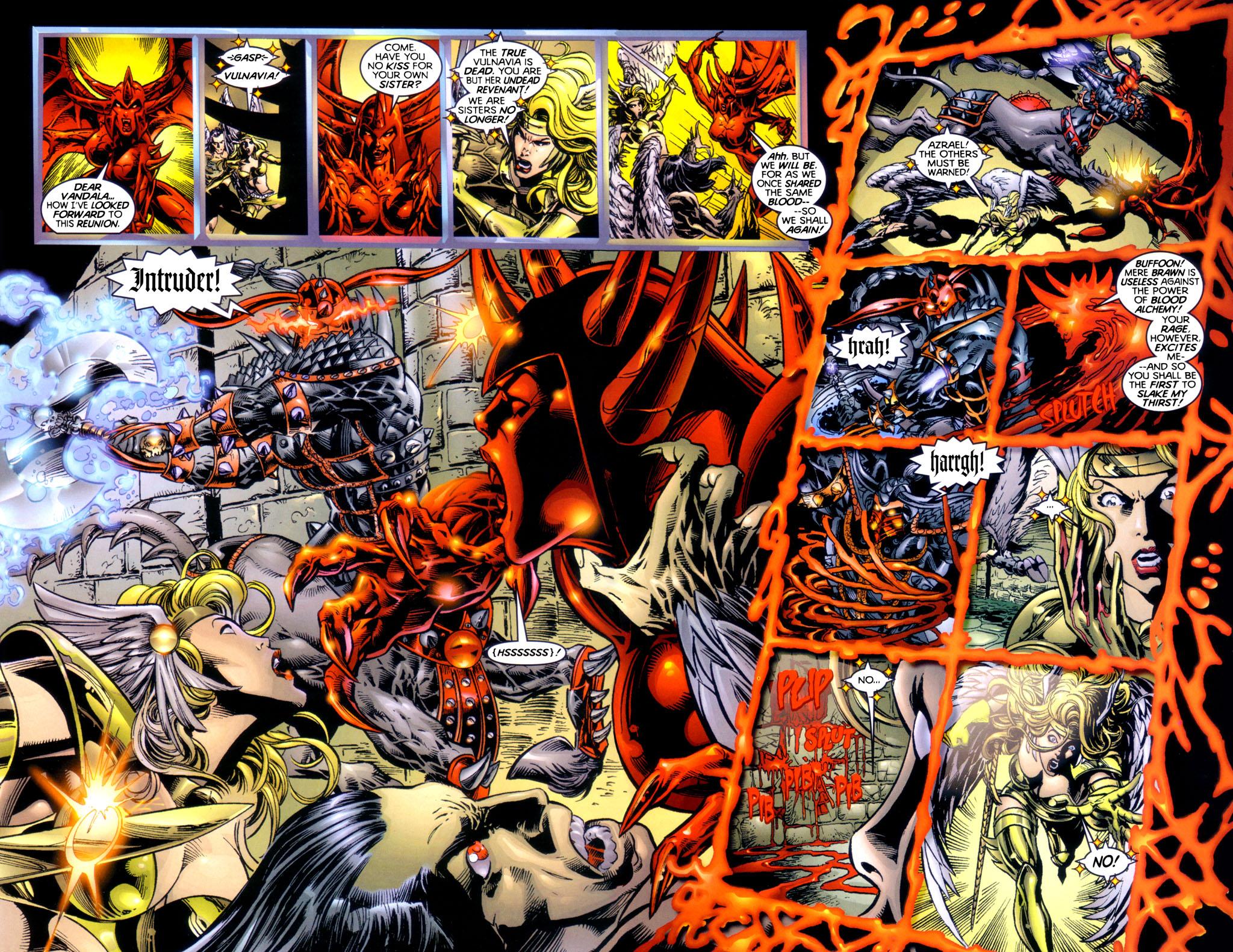 Read online Lady Death vs. Purgatori comic -  Issue # Full - 6