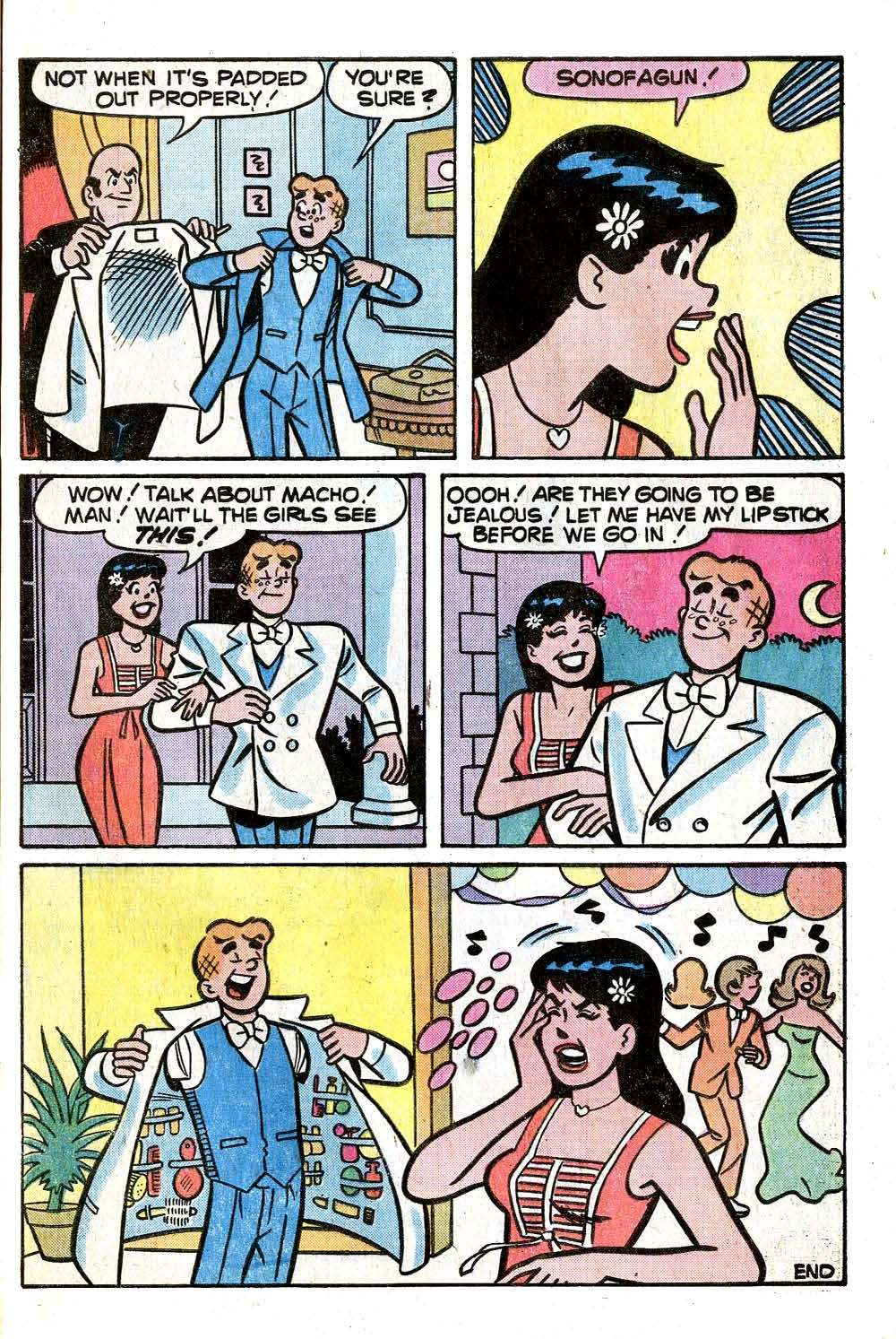 Read online Archie (1960) comic -  Issue #269 - 33