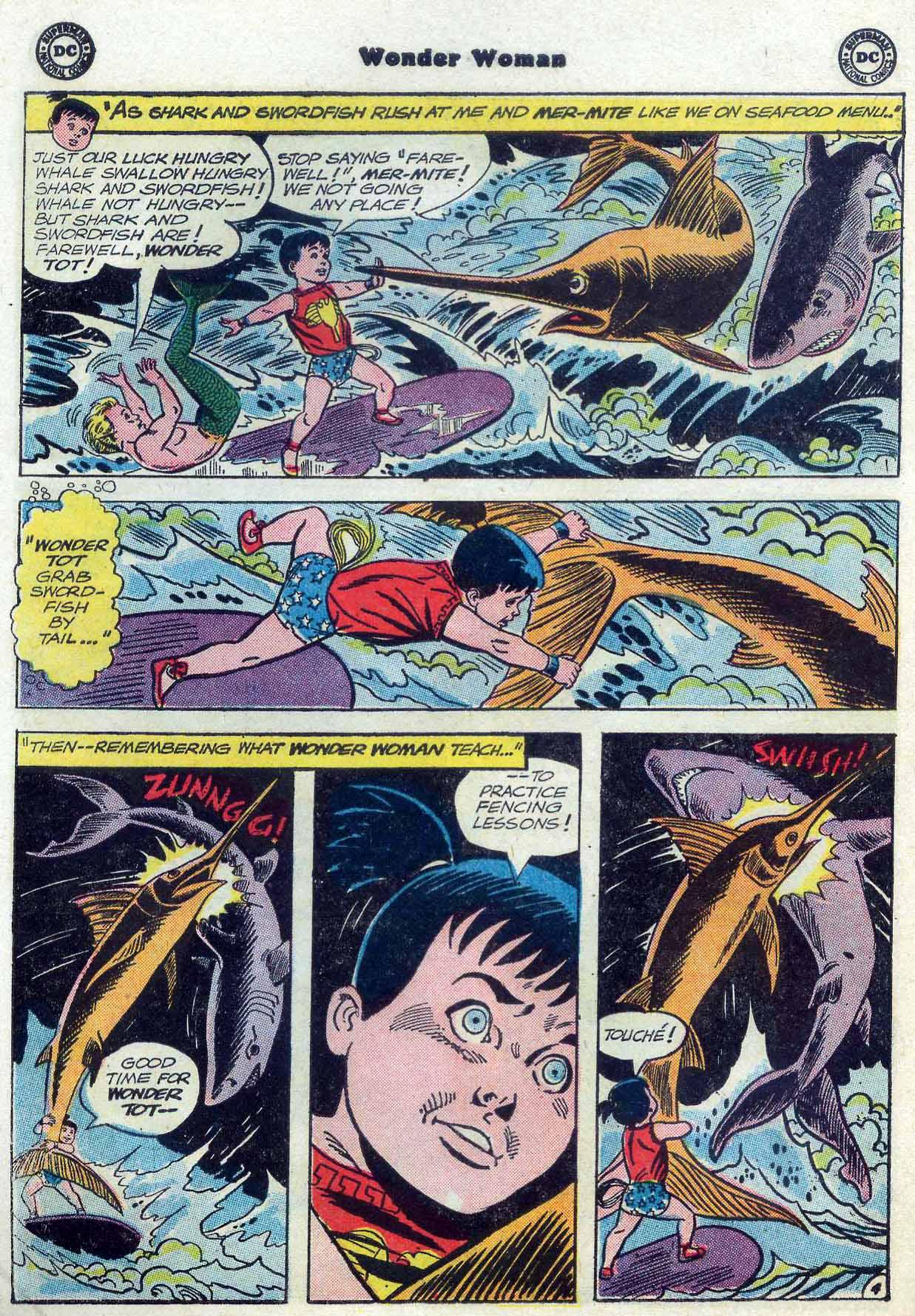 Read online Wonder Woman (1942) comic -  Issue #145 - 6