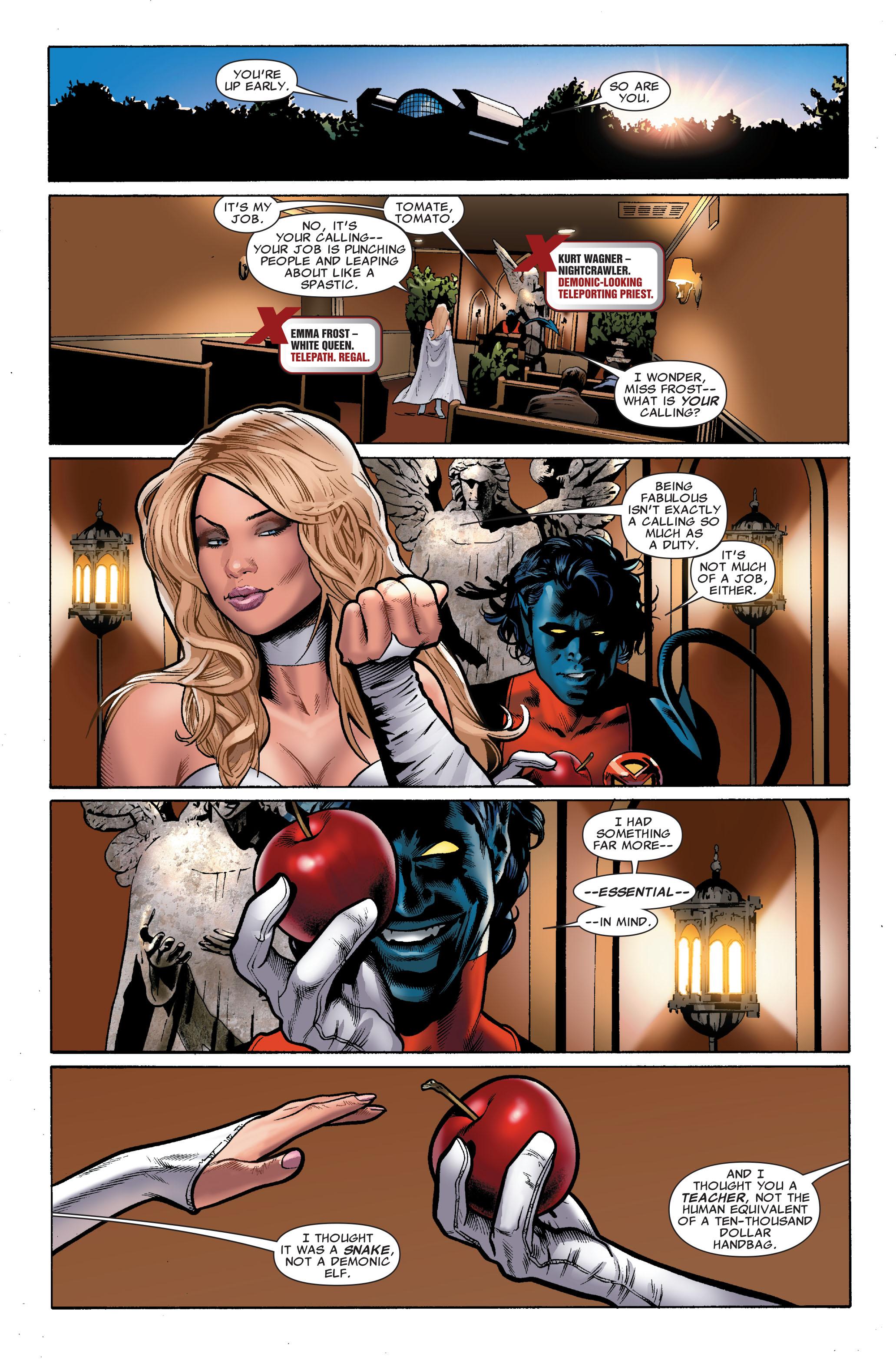 Read online Uncanny X-Men (1963) comic -  Issue #508 - 16