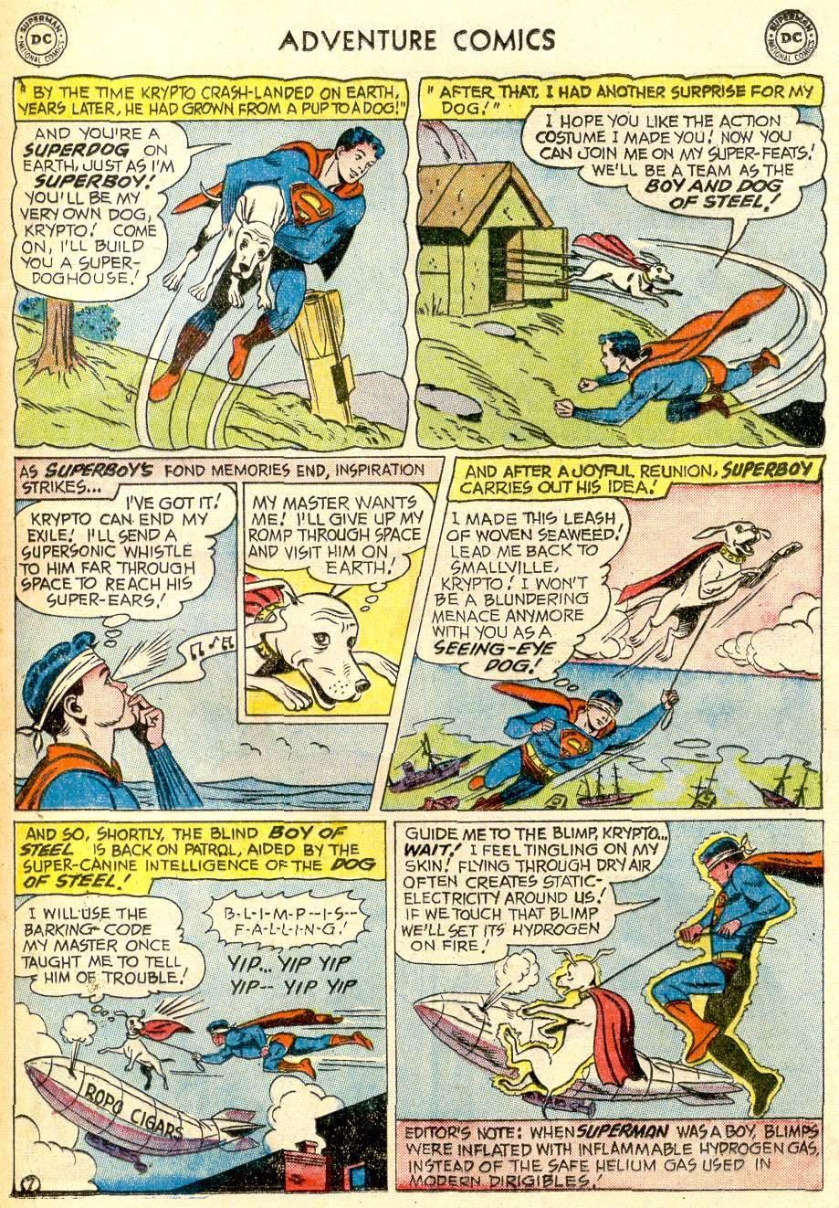 Read online Adventure Comics (1938) comic -  Issue #259 - 9