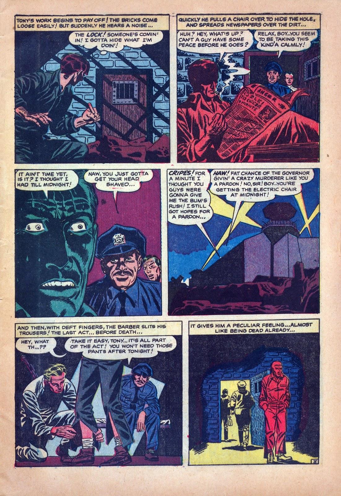 Spellbound (1952) issue 8 - Page 5