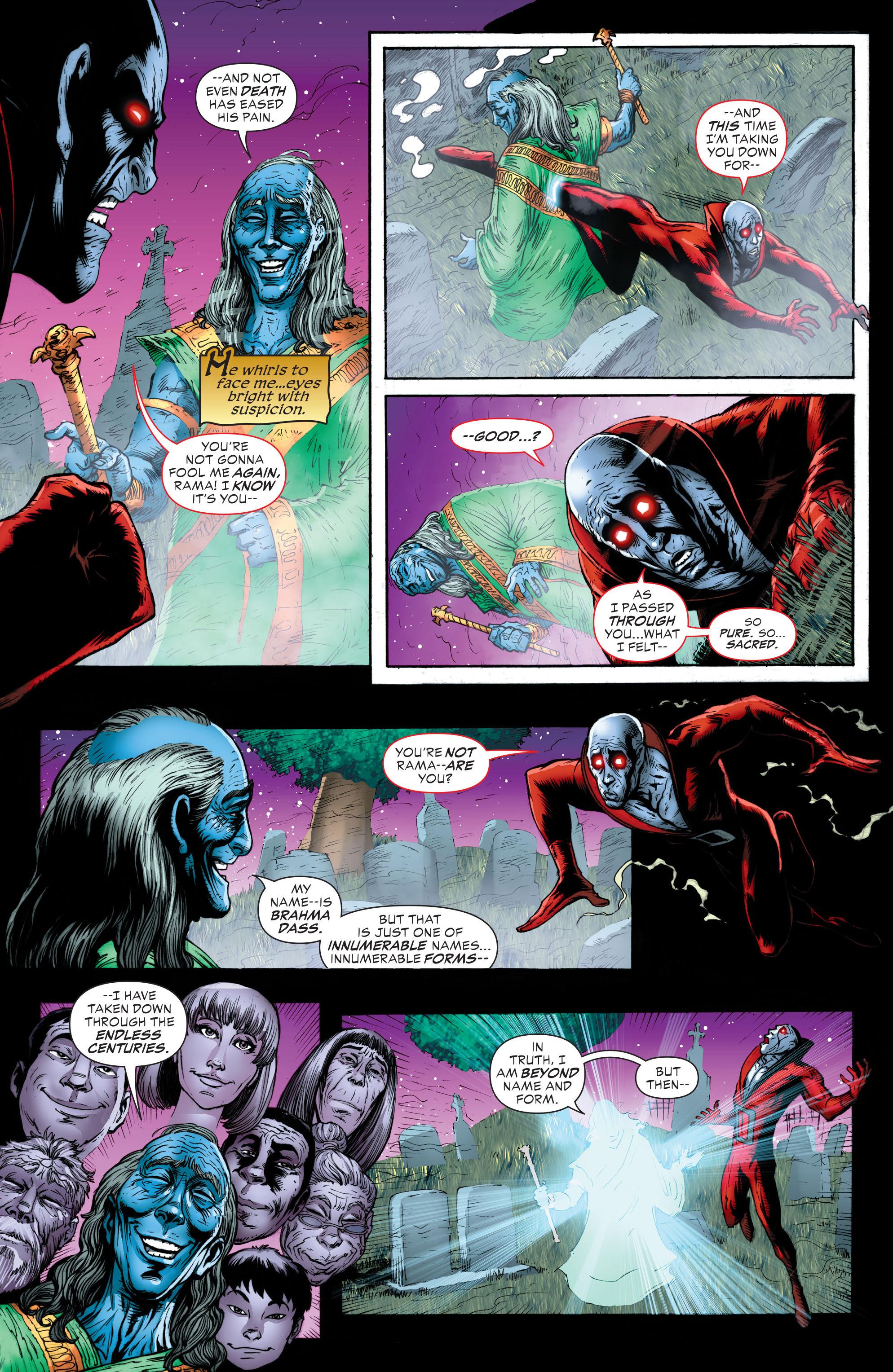 Read online Secret Origins (2014) comic -  Issue #6 - 20