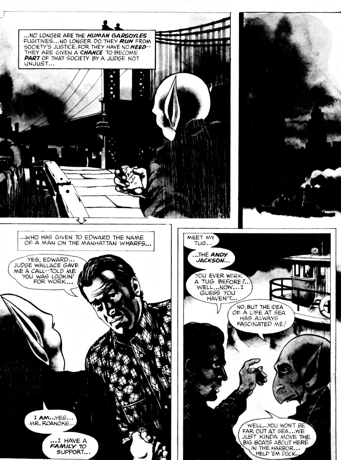 Nightmare (1970) issue 14 - Page 56