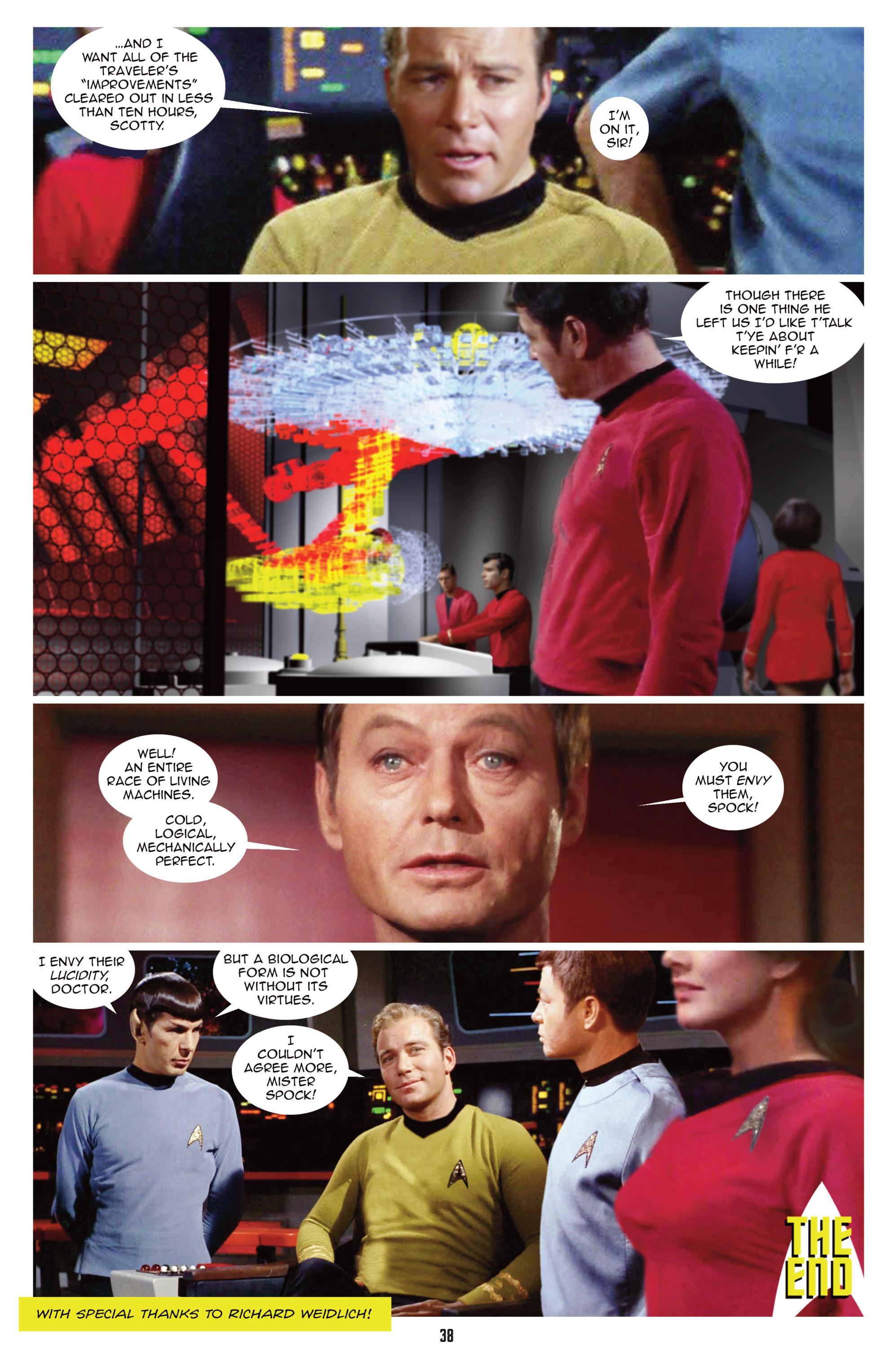 Read online Star Trek: New Visions comic -  Issue #15 - 40
