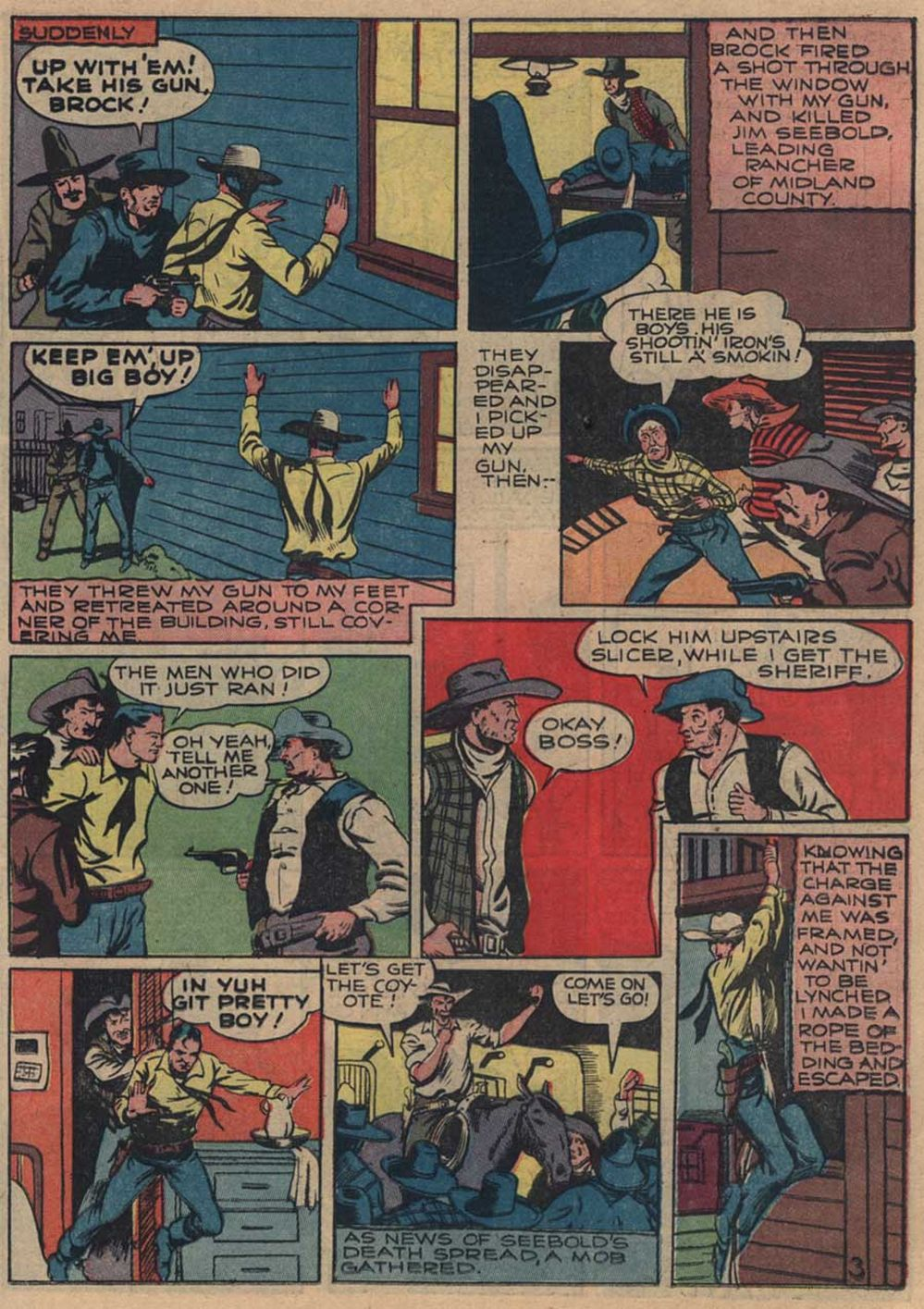 Zip Comics 25 Page 46