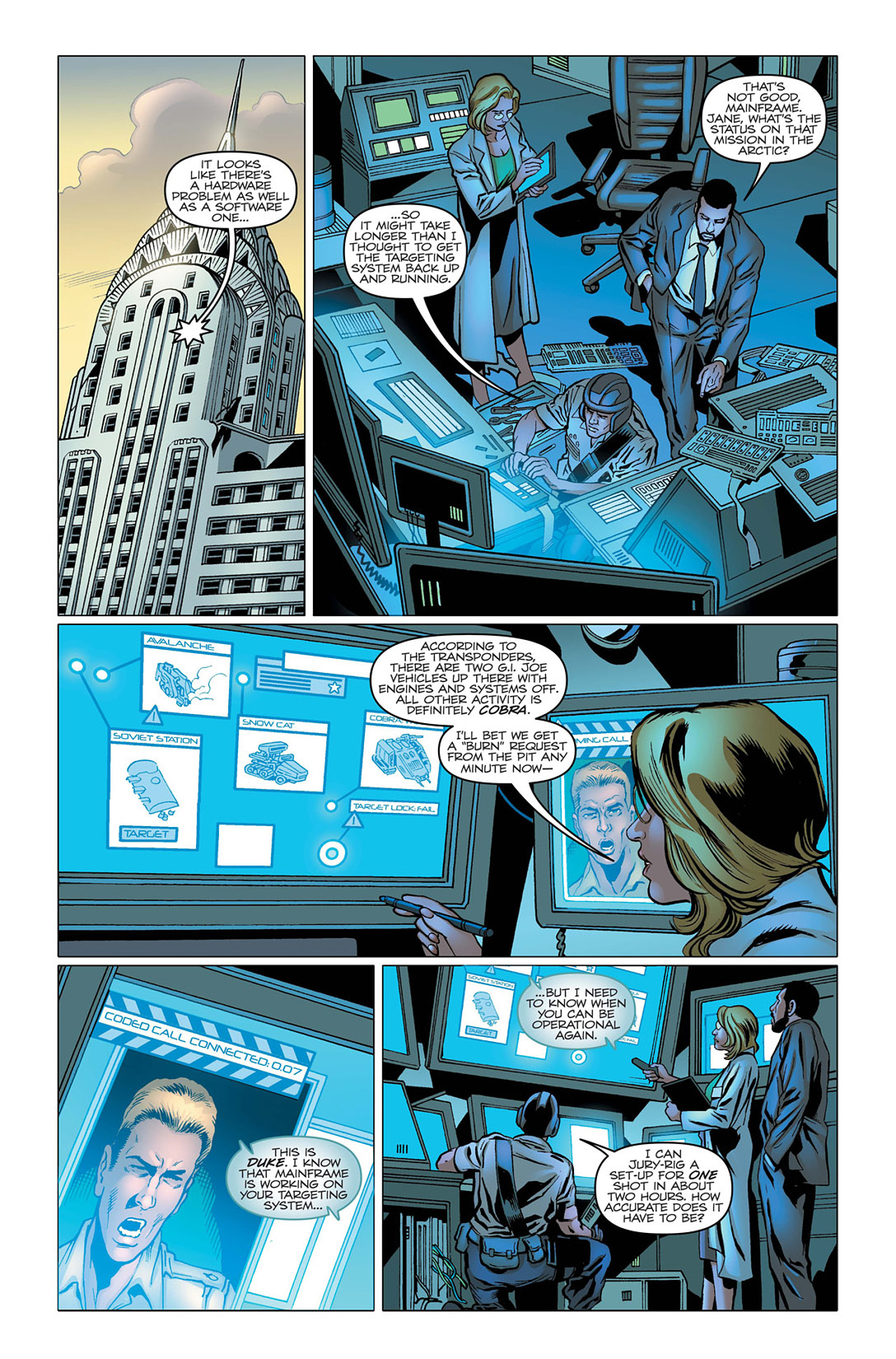 G.I. Joe: A Real American Hero 168 Page 8