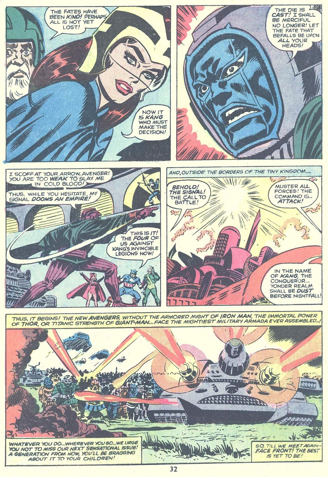 Marvel Triple Action (1972) issue 17 - Page 33