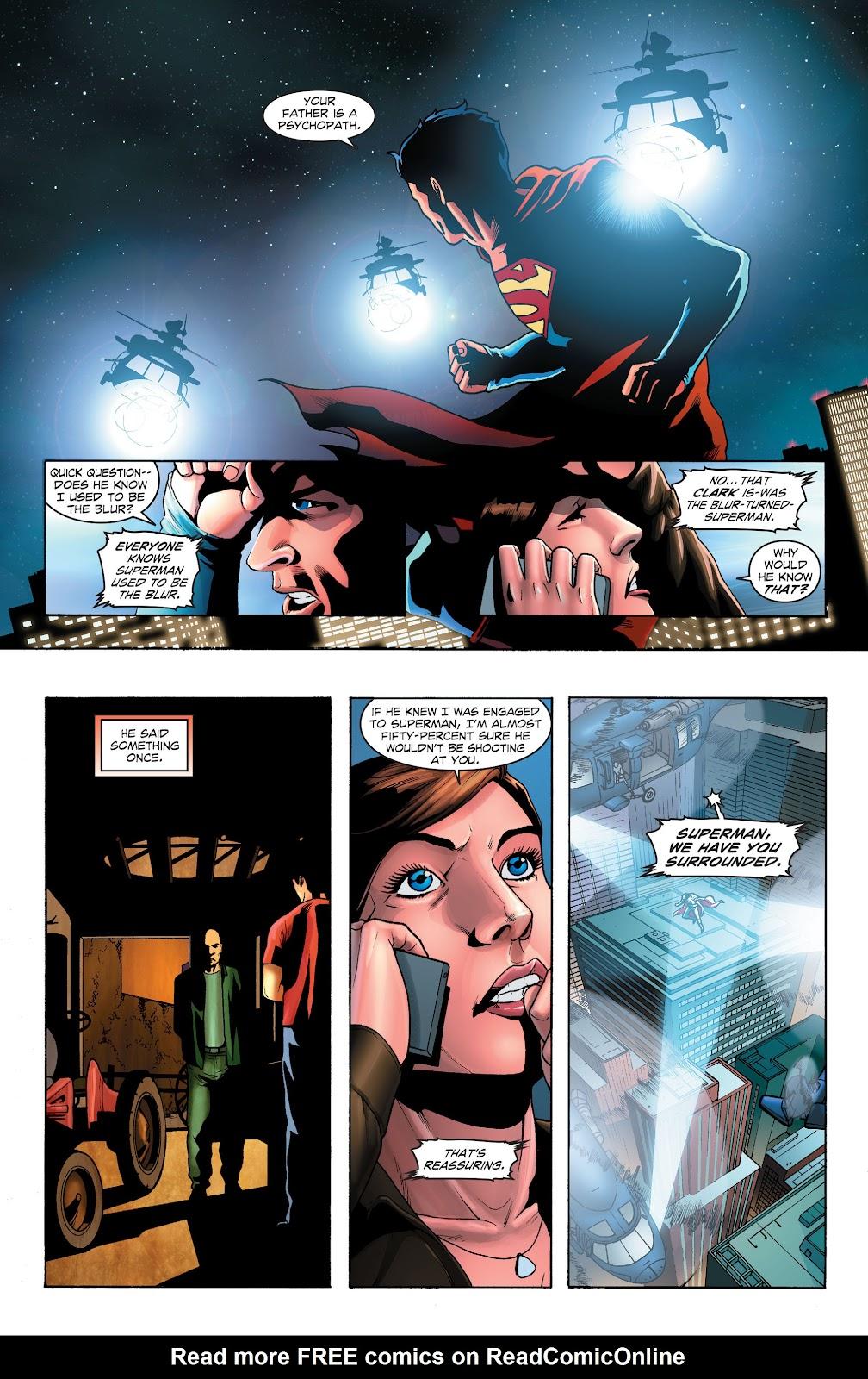 Read online Smallville Season 11 [II] comic -  Issue # TPB 1 - 84