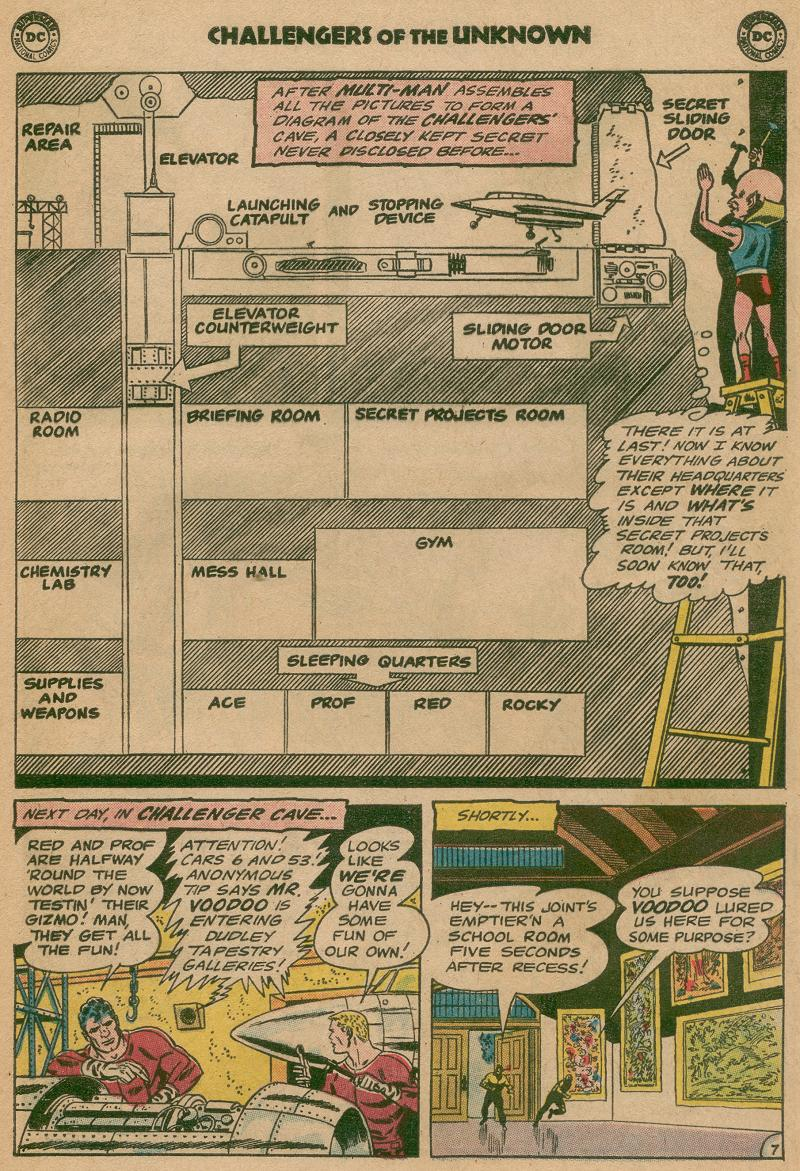 Challengers of the Unknown (1958) issue 40 - Page 24