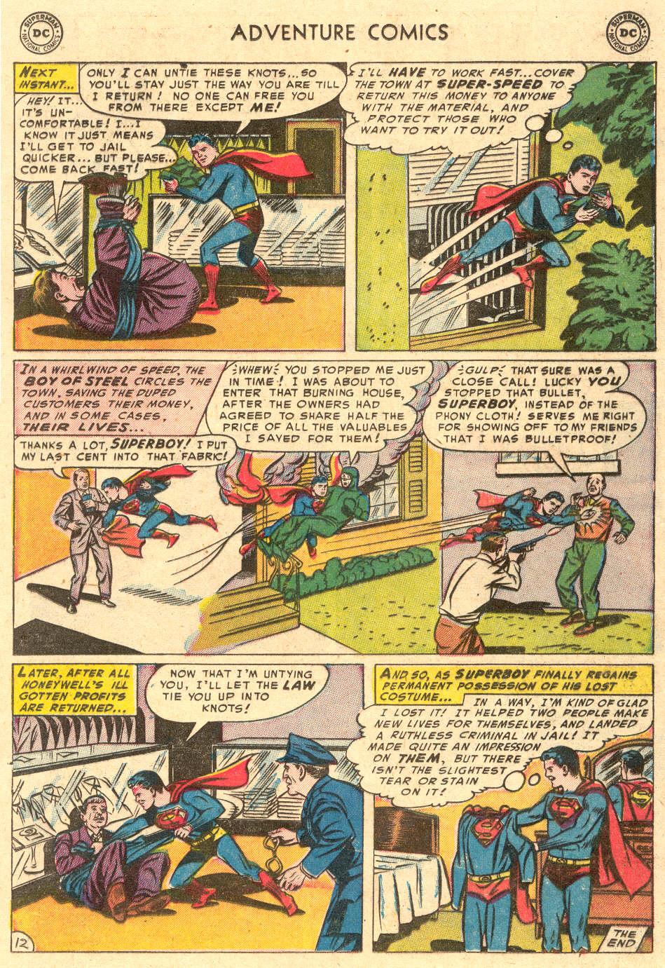 Read online Adventure Comics (1938) comic -  Issue #193 - 14