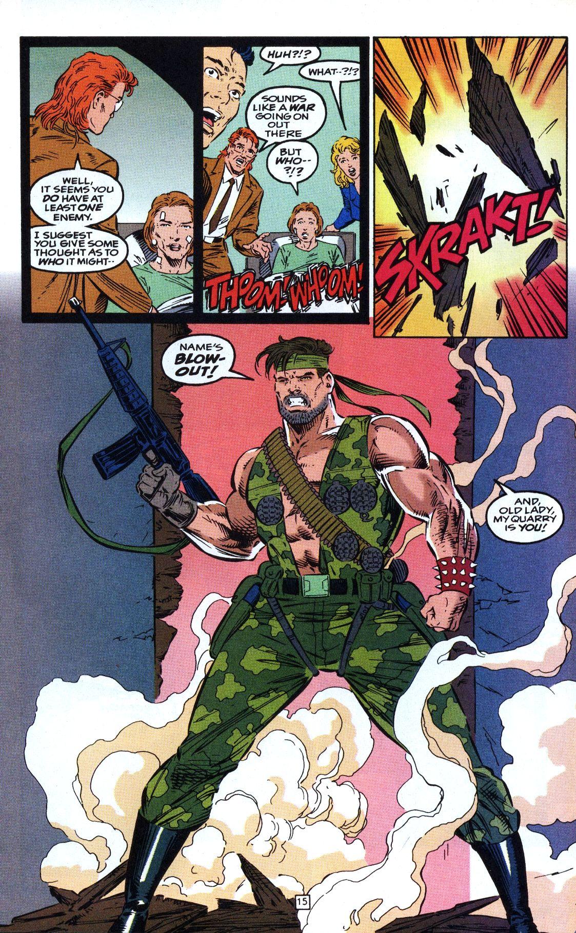 Read online Gunfire comic -  Issue #7 - 19