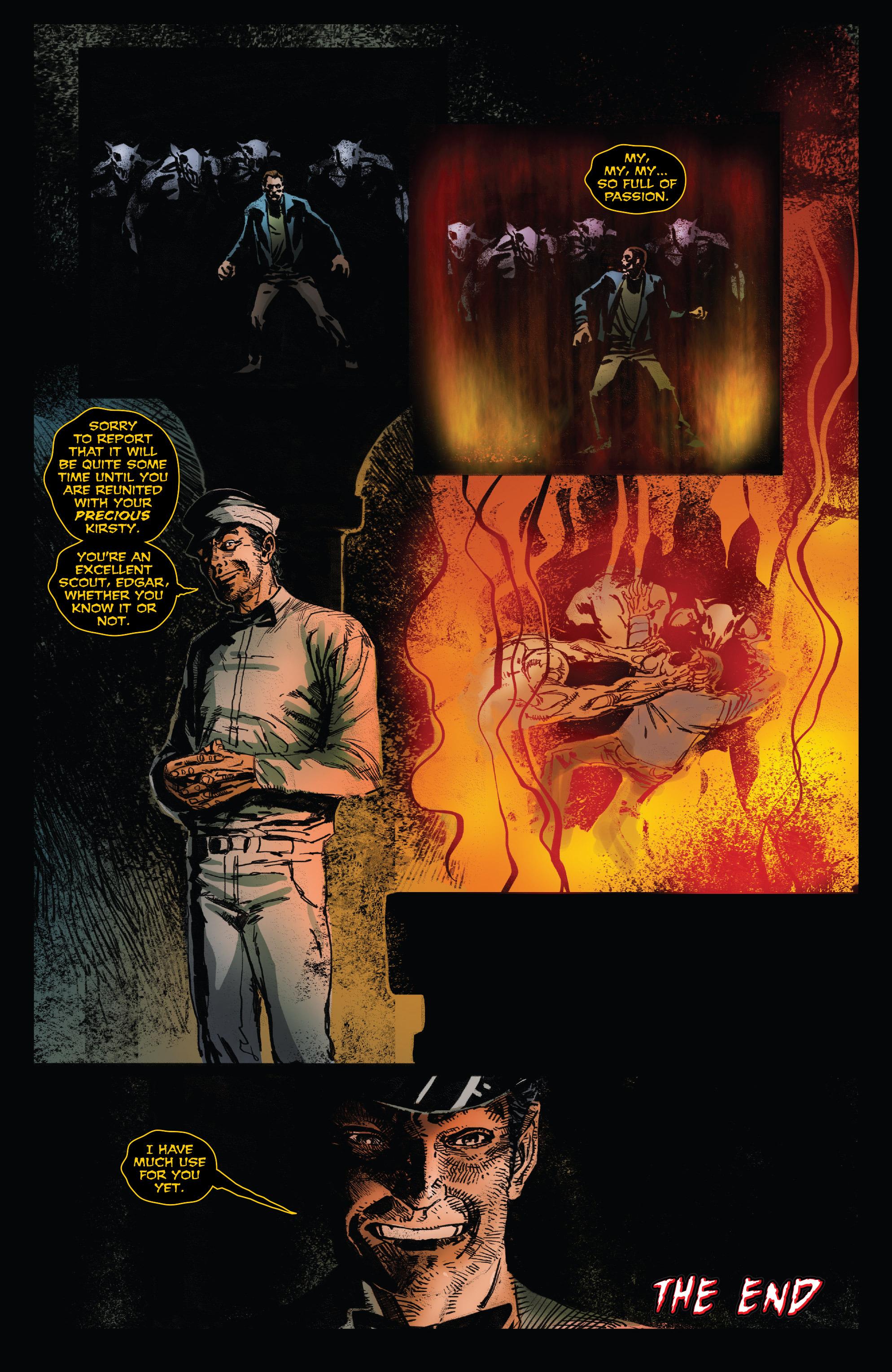 Read online Clive Barker's Hellraiser: The Dark Watch comic -  Issue # TPB 3 - 35