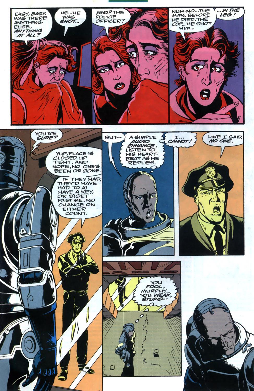 Read online Robocop (1990) comic -  Issue #20 - 16