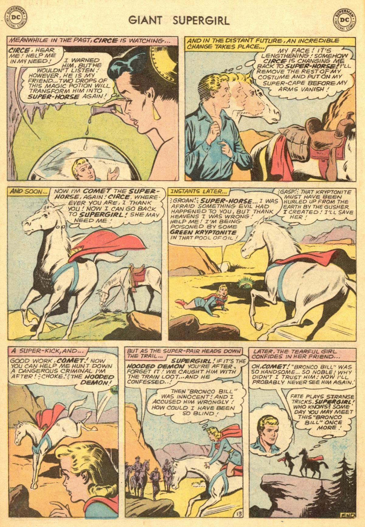 Read online Adventure Comics (1938) comic -  Issue #390 - 42