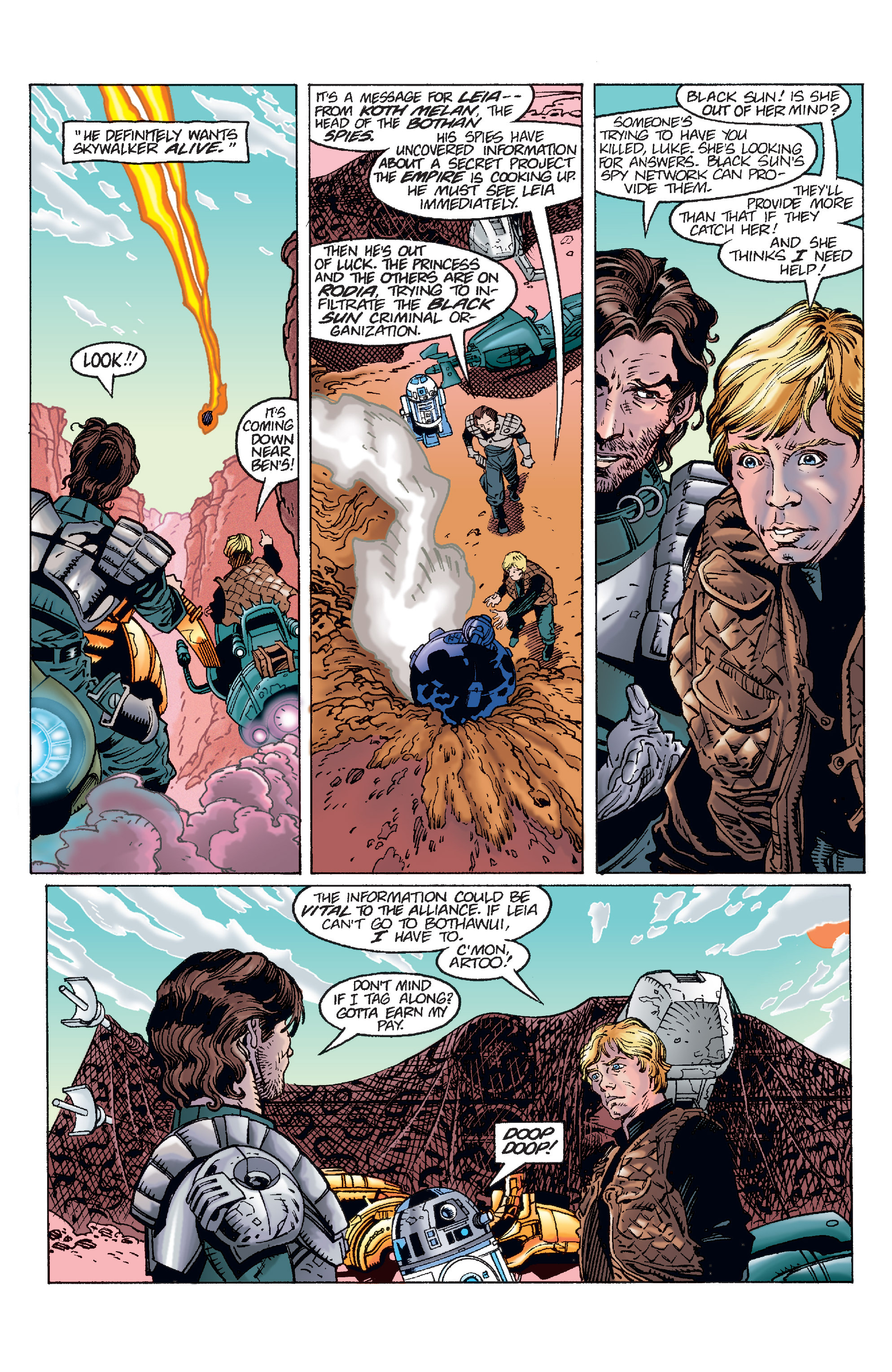 Read online Star Wars Omnibus comic -  Issue # Vol. 11 - 70