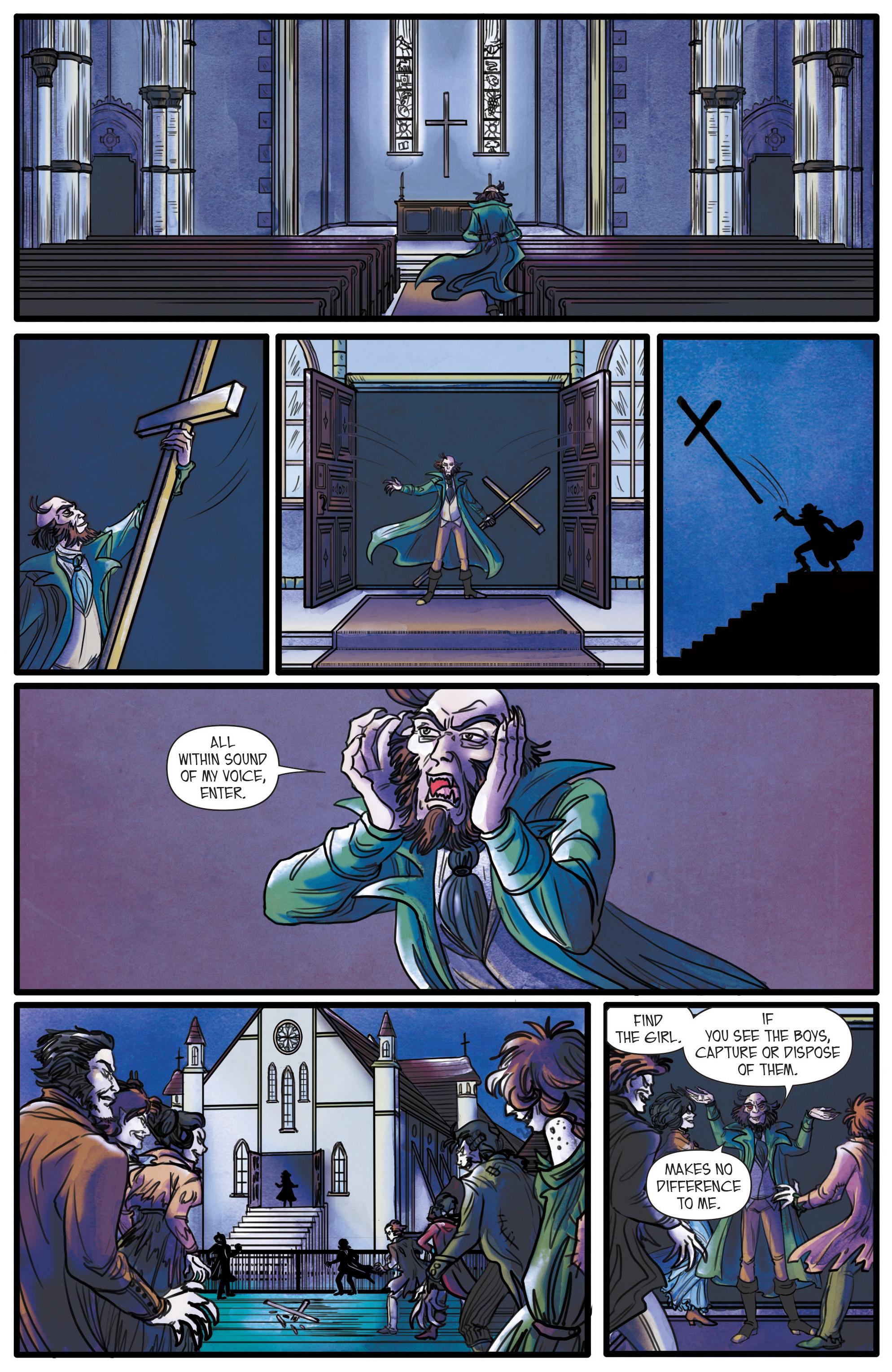 Read online Artful comic -  Issue #3 - 5