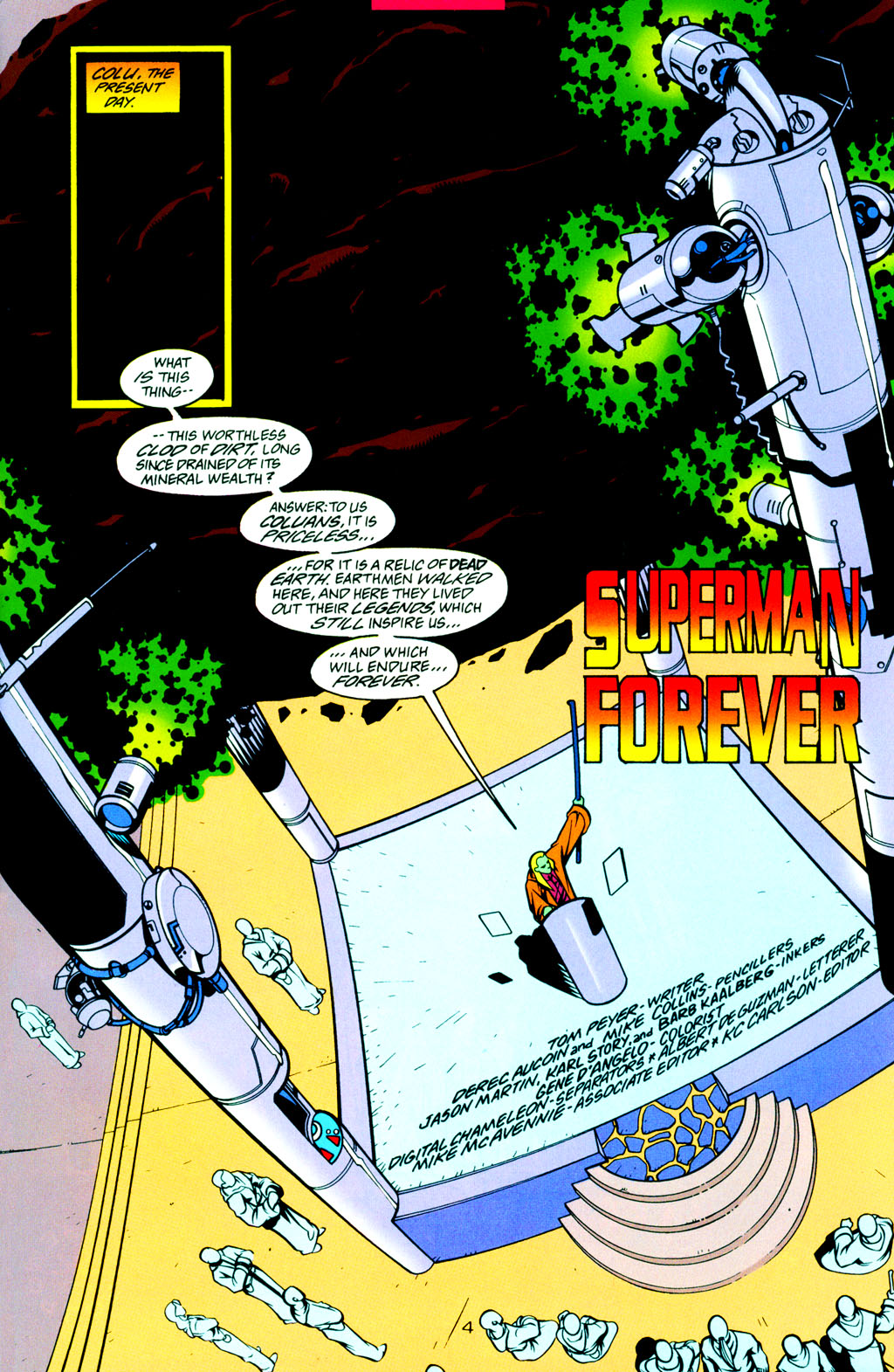 Read online Adventures of Superman (1987) comic -  Issue #Adventures of Superman (1987) _Annual 8 - 6