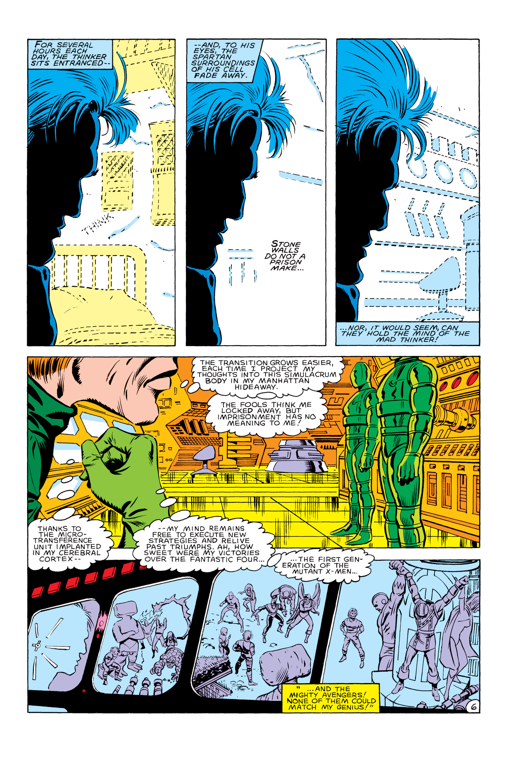 The Amazing Spider-Man (1963) 242 Page 6