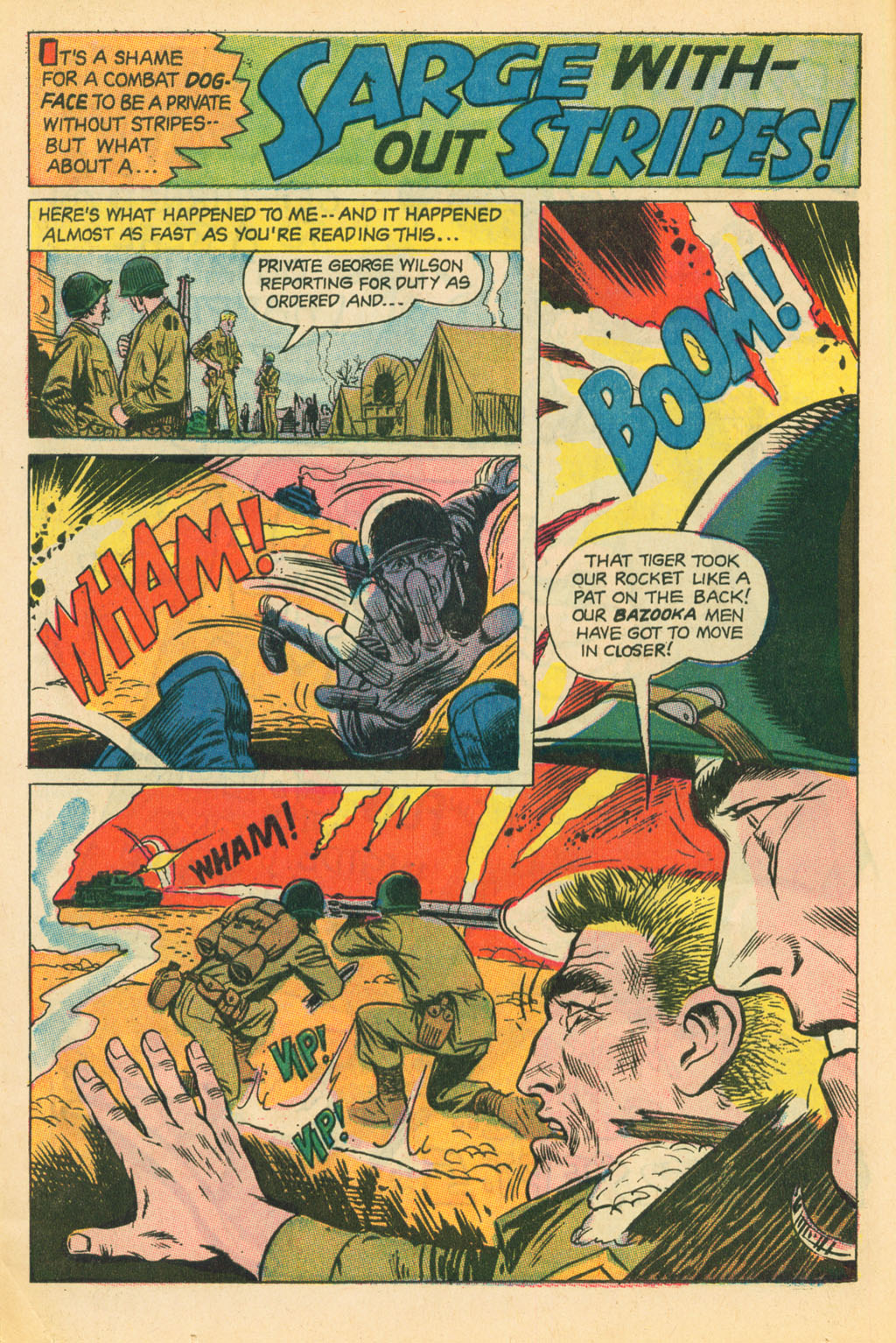 Our Fighting Forces (1954) issue 110 - Page 24