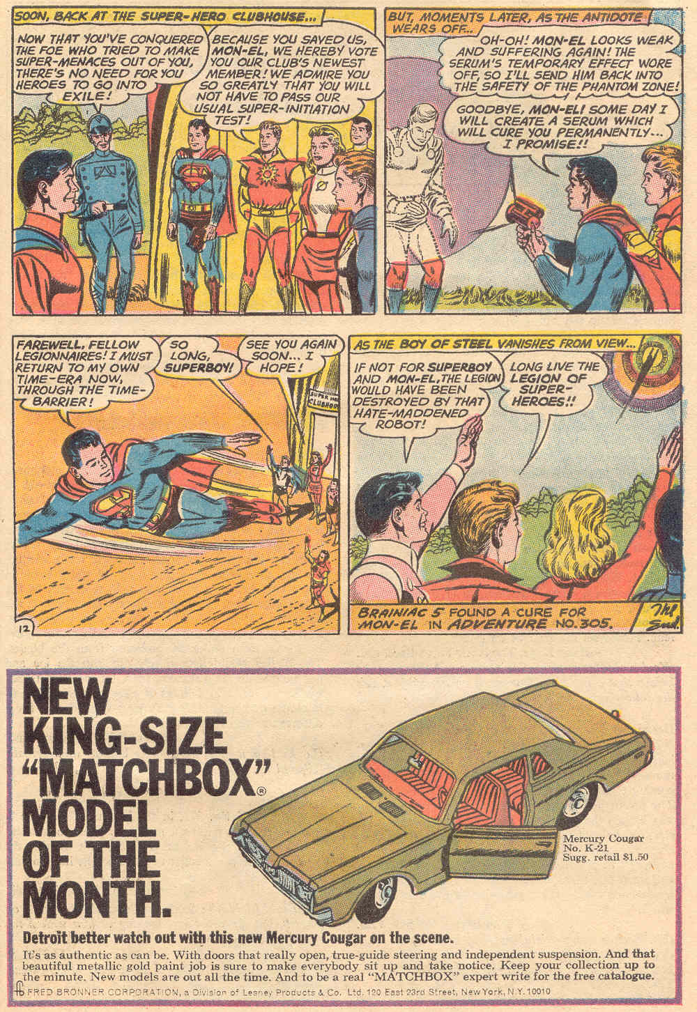 Read online Action Comics (1938) comic -  Issue #377 - 31