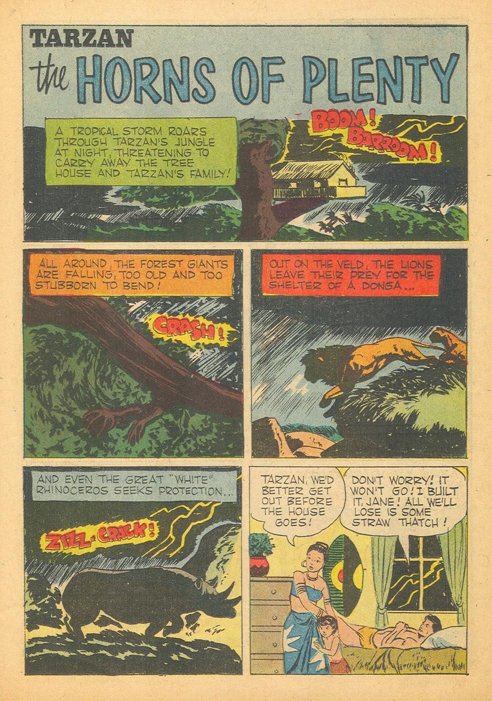 Tarzan (1948) issue 121 - Page 19