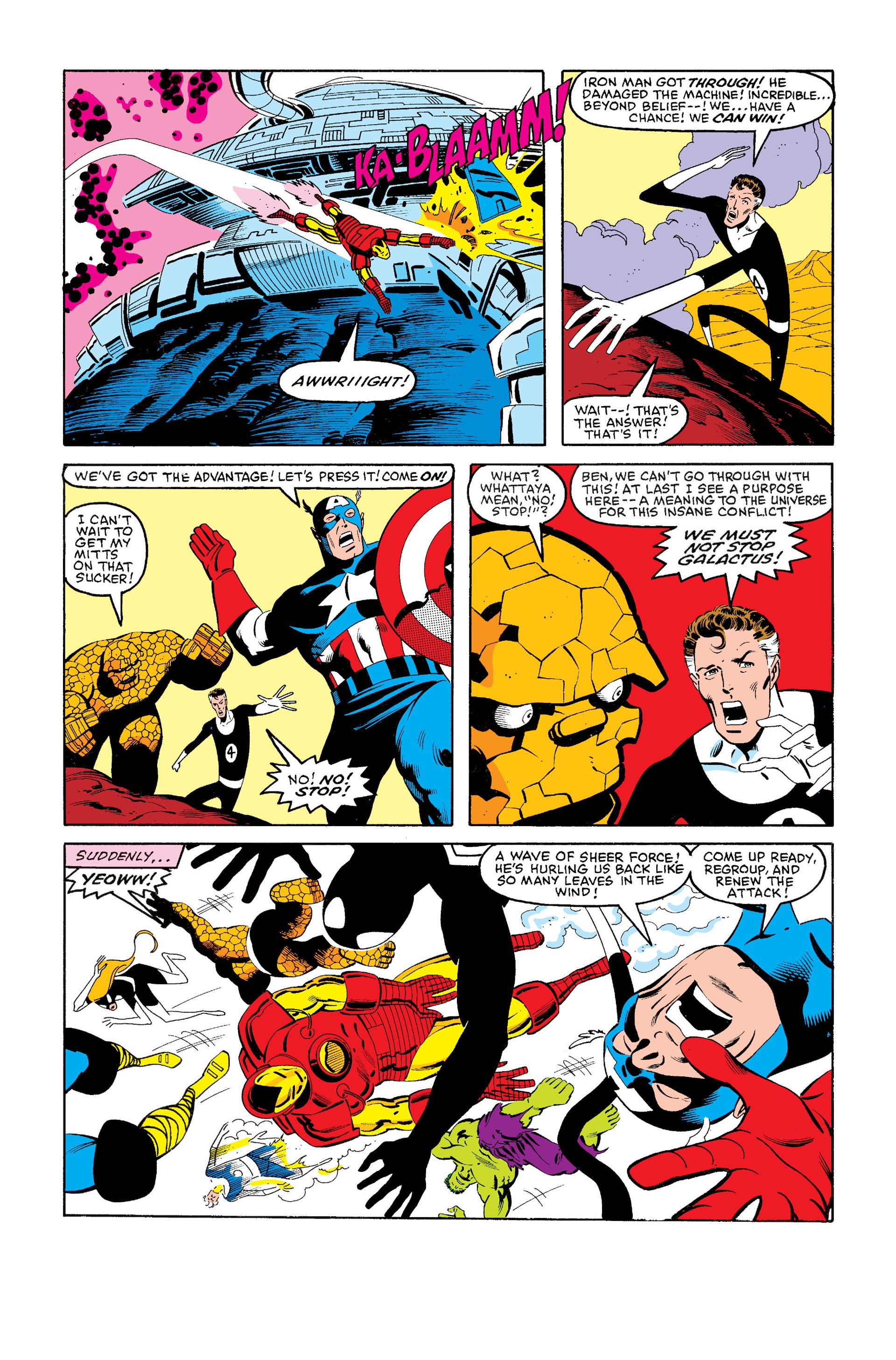 Read online Secret Wars (1985) comic -  Issue #9 - 12