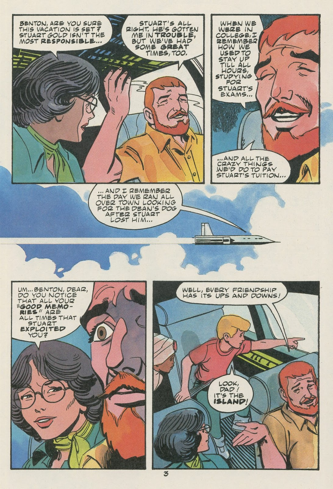 Jonny Quest (1986) issue 17 - Page 5