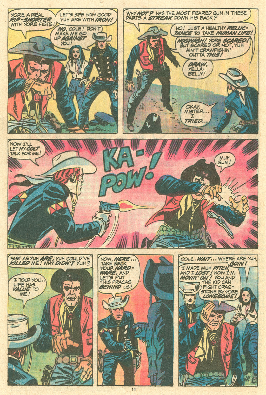 The Rawhide Kid (1955) issue 144 - Page 16