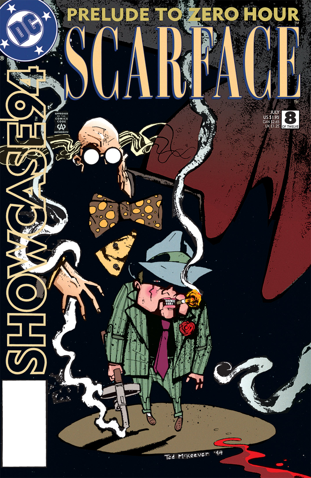 Read online Showcase '94 comic -  Issue #8 - 1