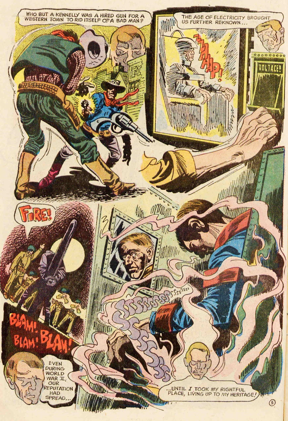 The Witching Hour (1969) issue 26 - Page 8