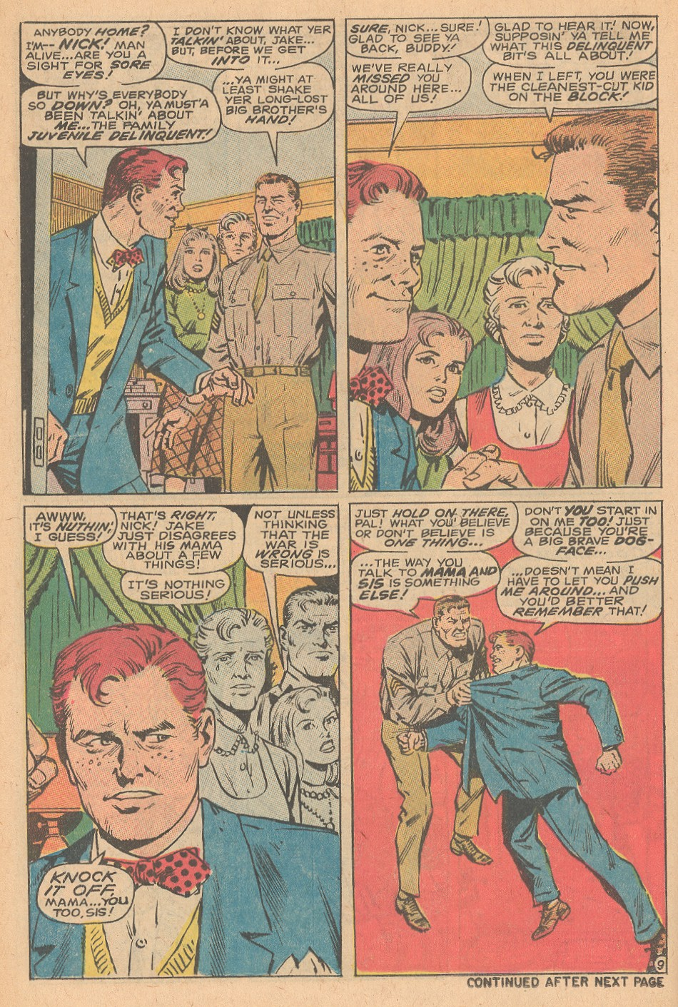 Read online Sgt. Fury comic -  Issue #68 - 14