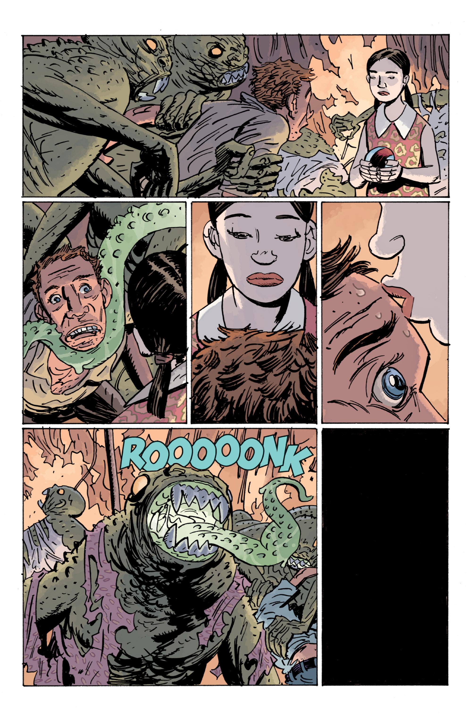 Read online B.P.R.D. (2003) comic -  Issue # TPB 12 - 41