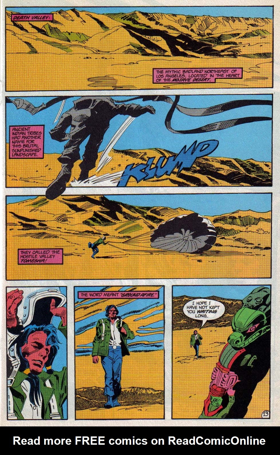 Silverblade issue 11 - Page 13