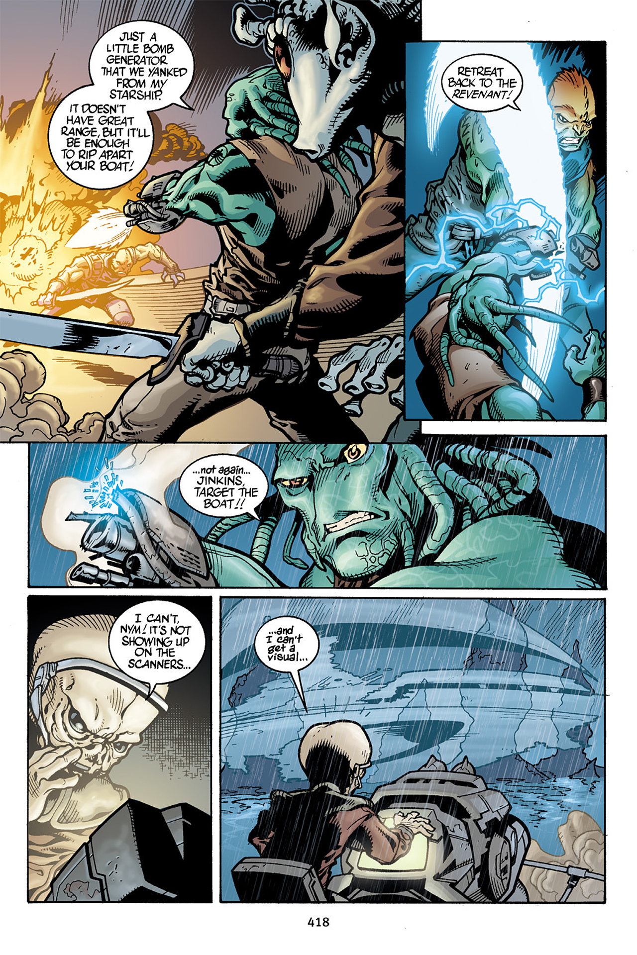 Read online Star Wars Omnibus comic -  Issue # Vol. 10 - 411